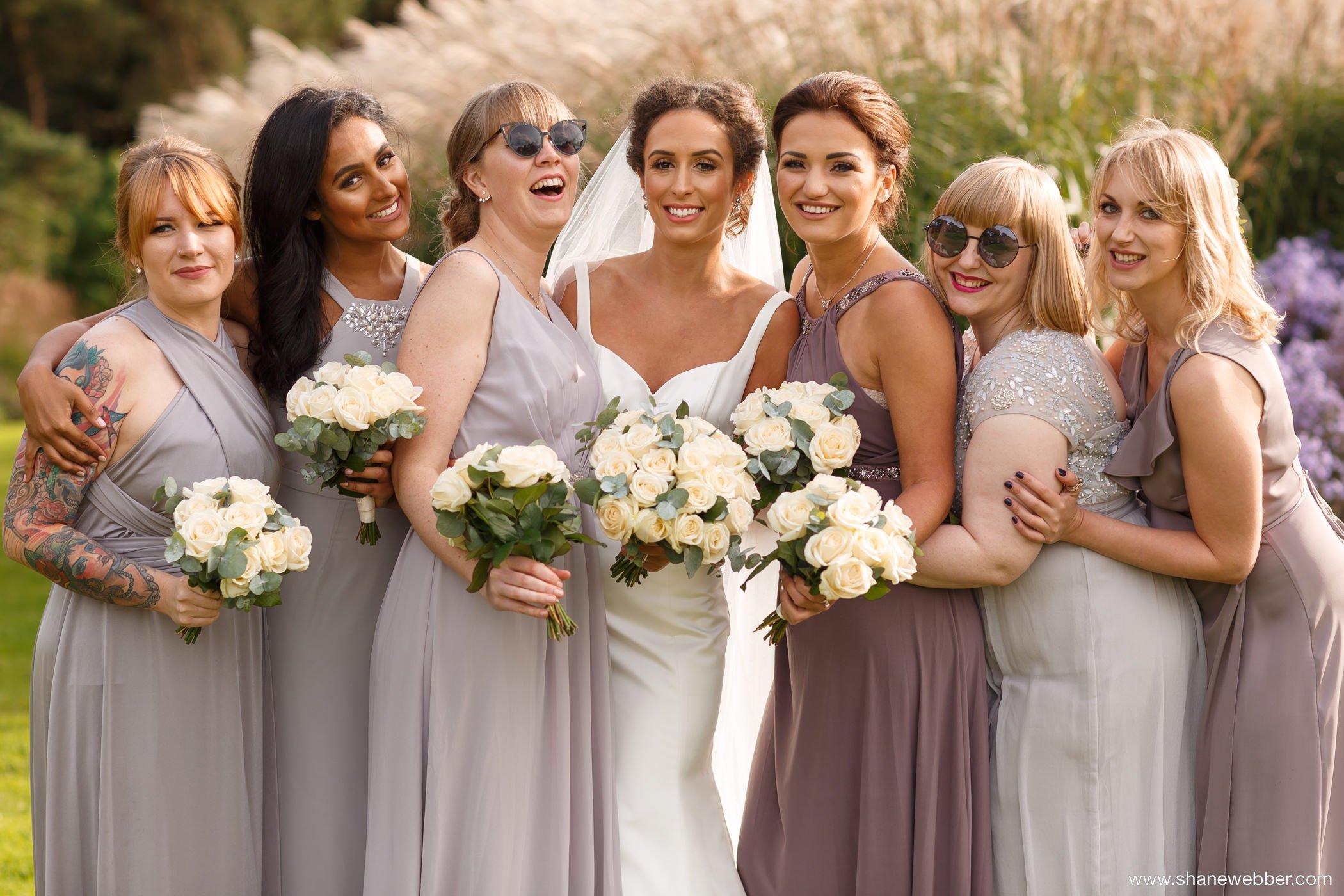 Cute bridemaids picture