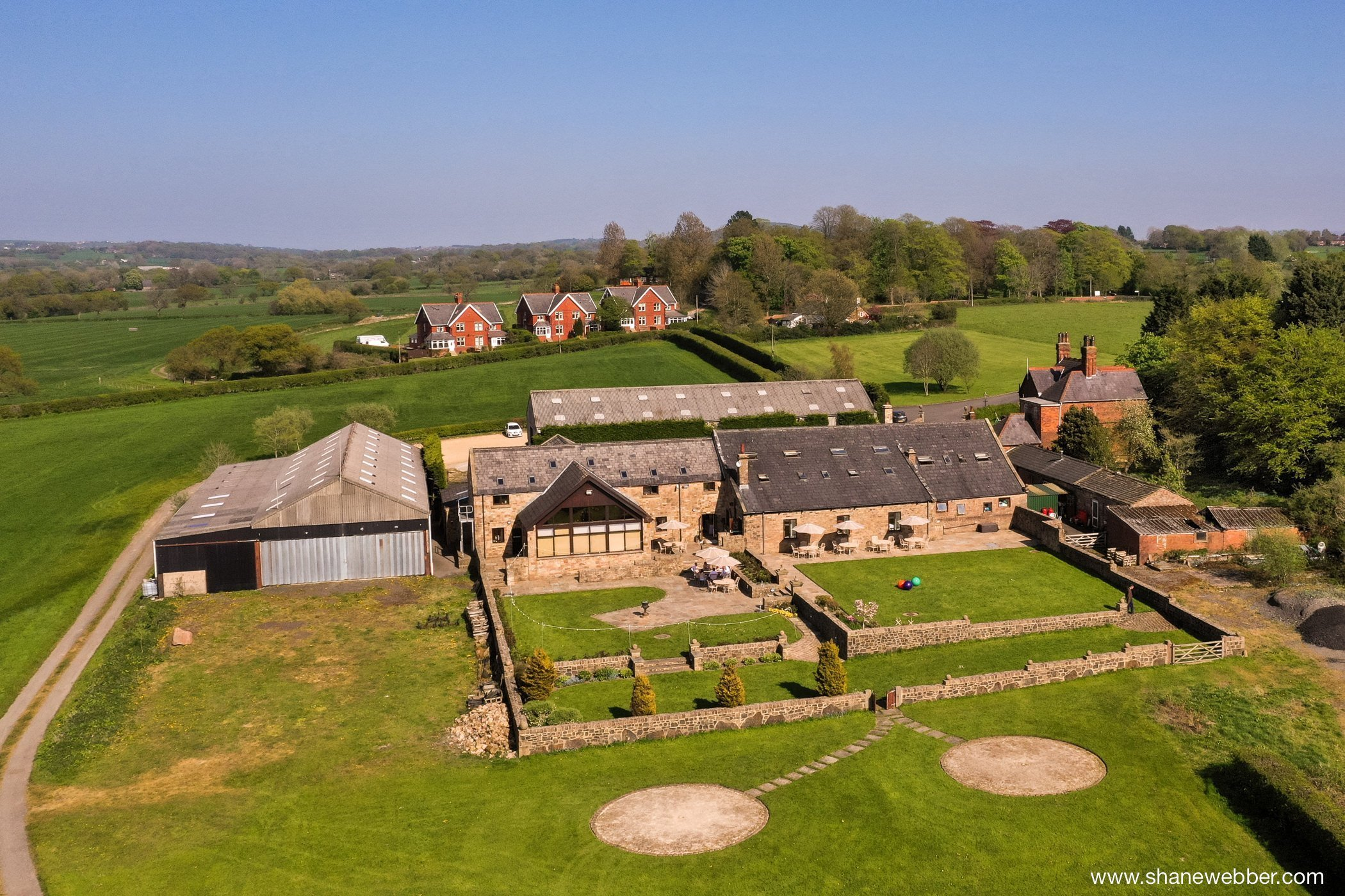 Beeston Manor wedding venue