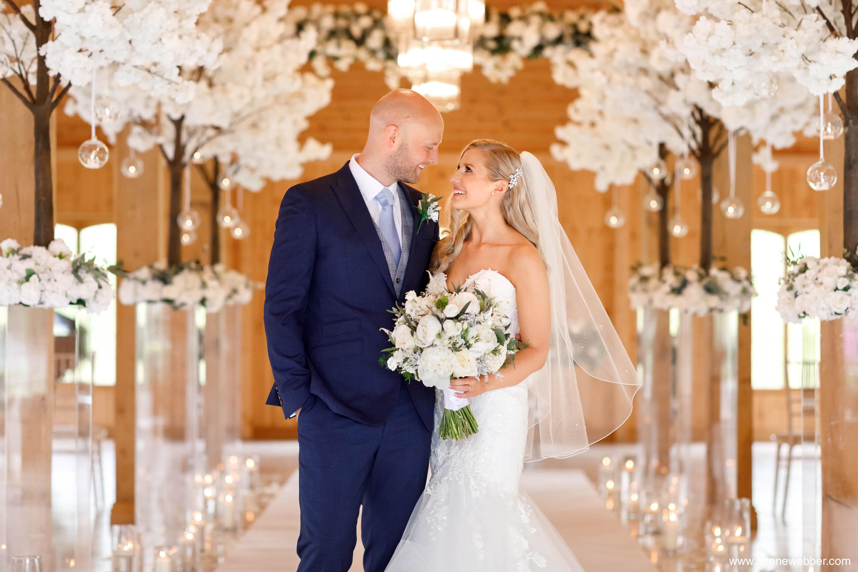 Luxury Colshaw Hall wedding photographer