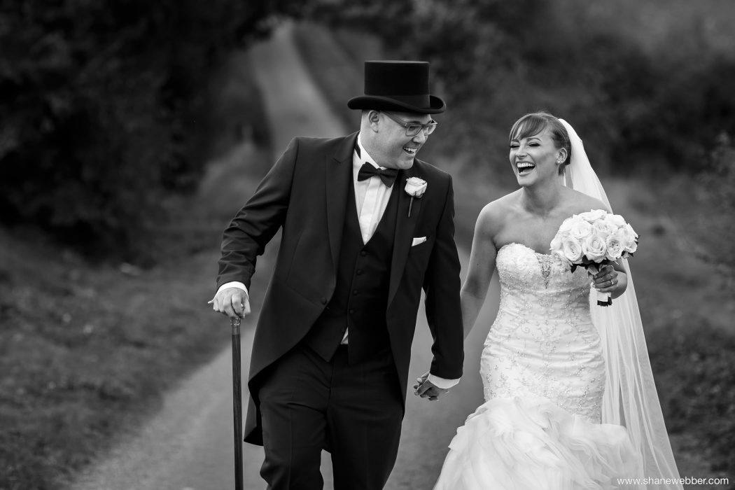 Dorfold Hall Wedding Photo