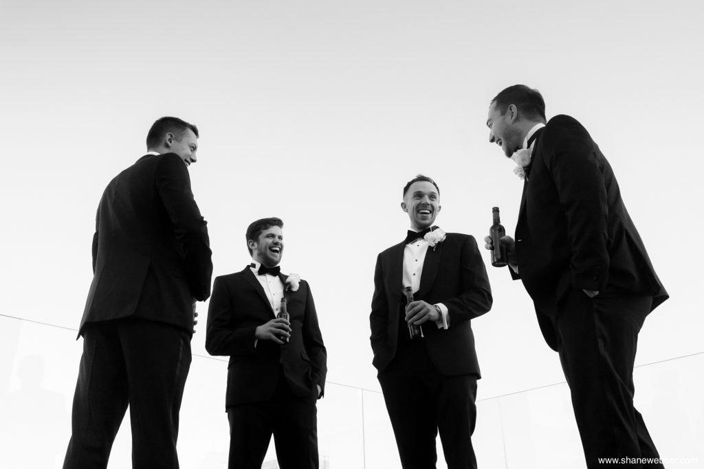 groom preparation wedding photography