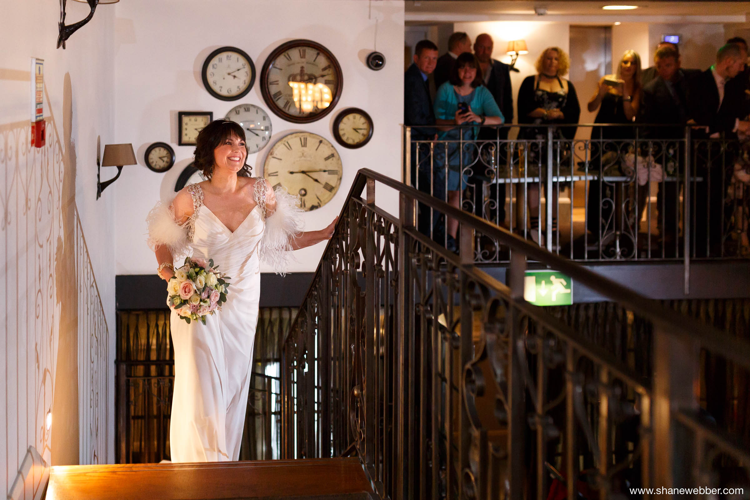 Great John Street Hotel wedding cremony