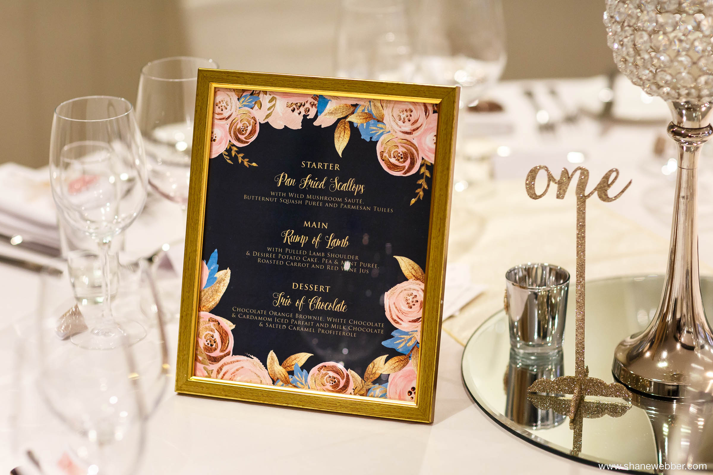 Table setting picture