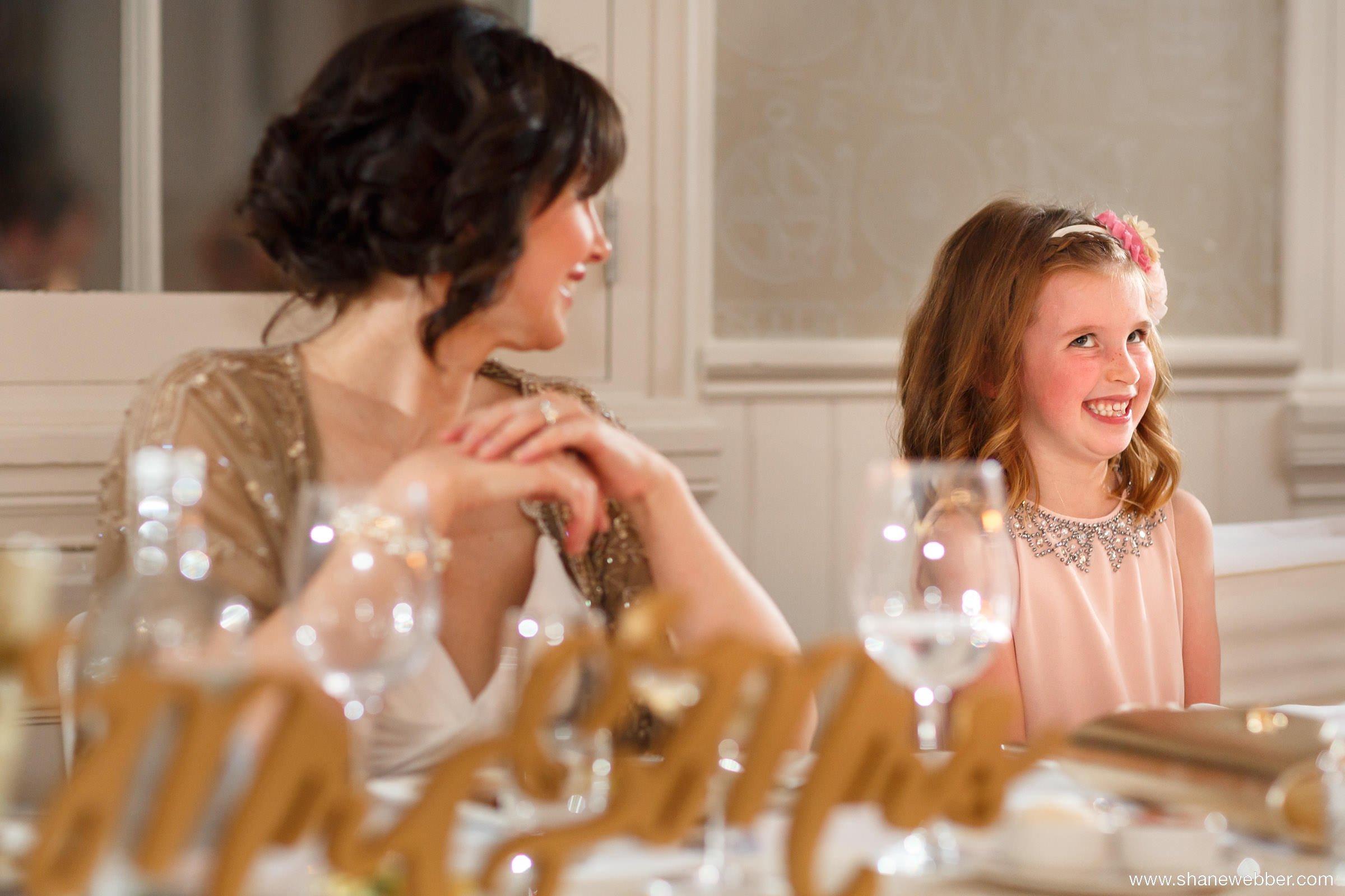 Photo of children at weddings