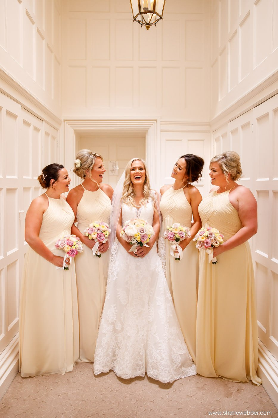 Knowsley Hall wedding photos