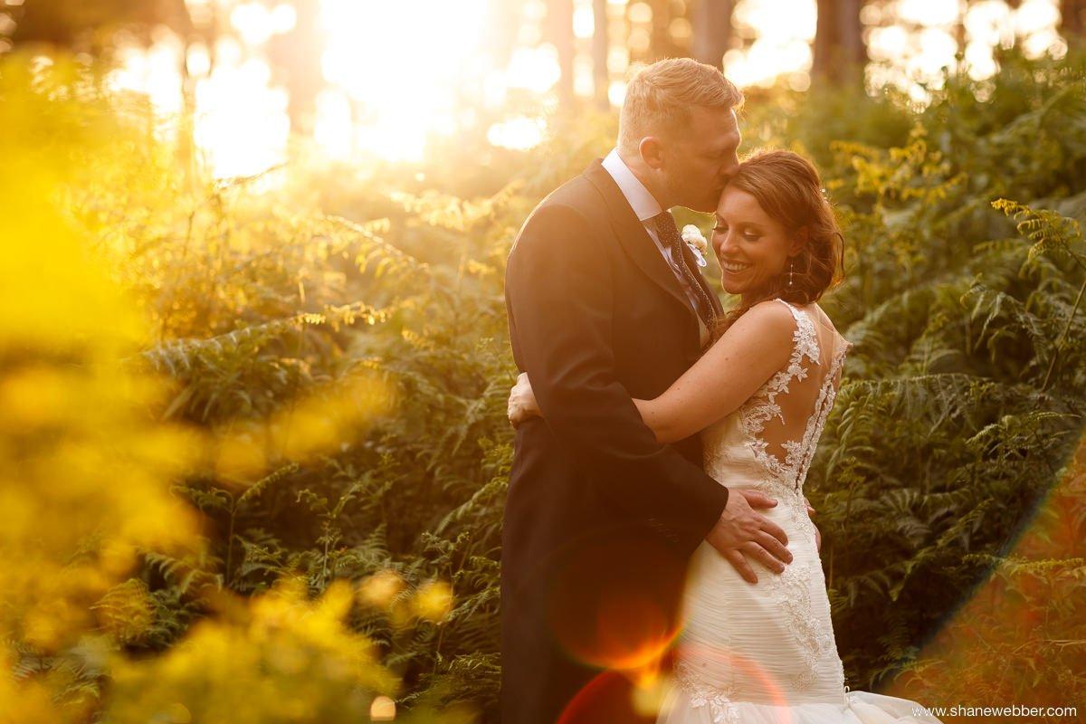 Wedding photography at Dorfold Hall