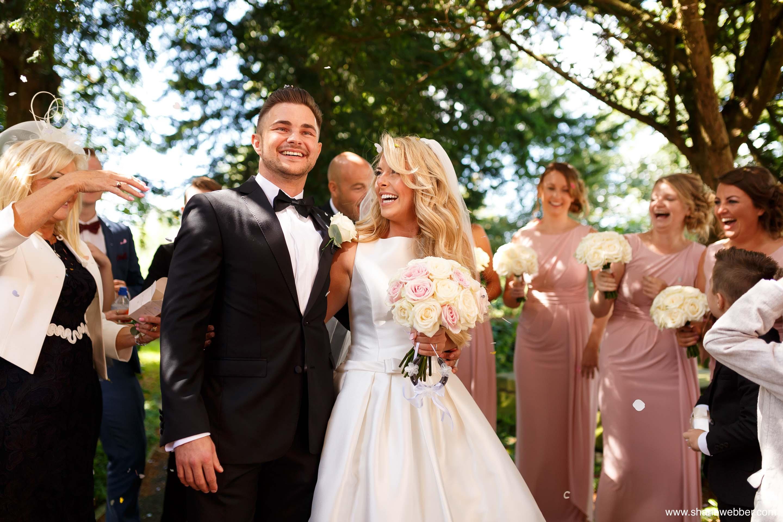luxury cheshire wedding photography