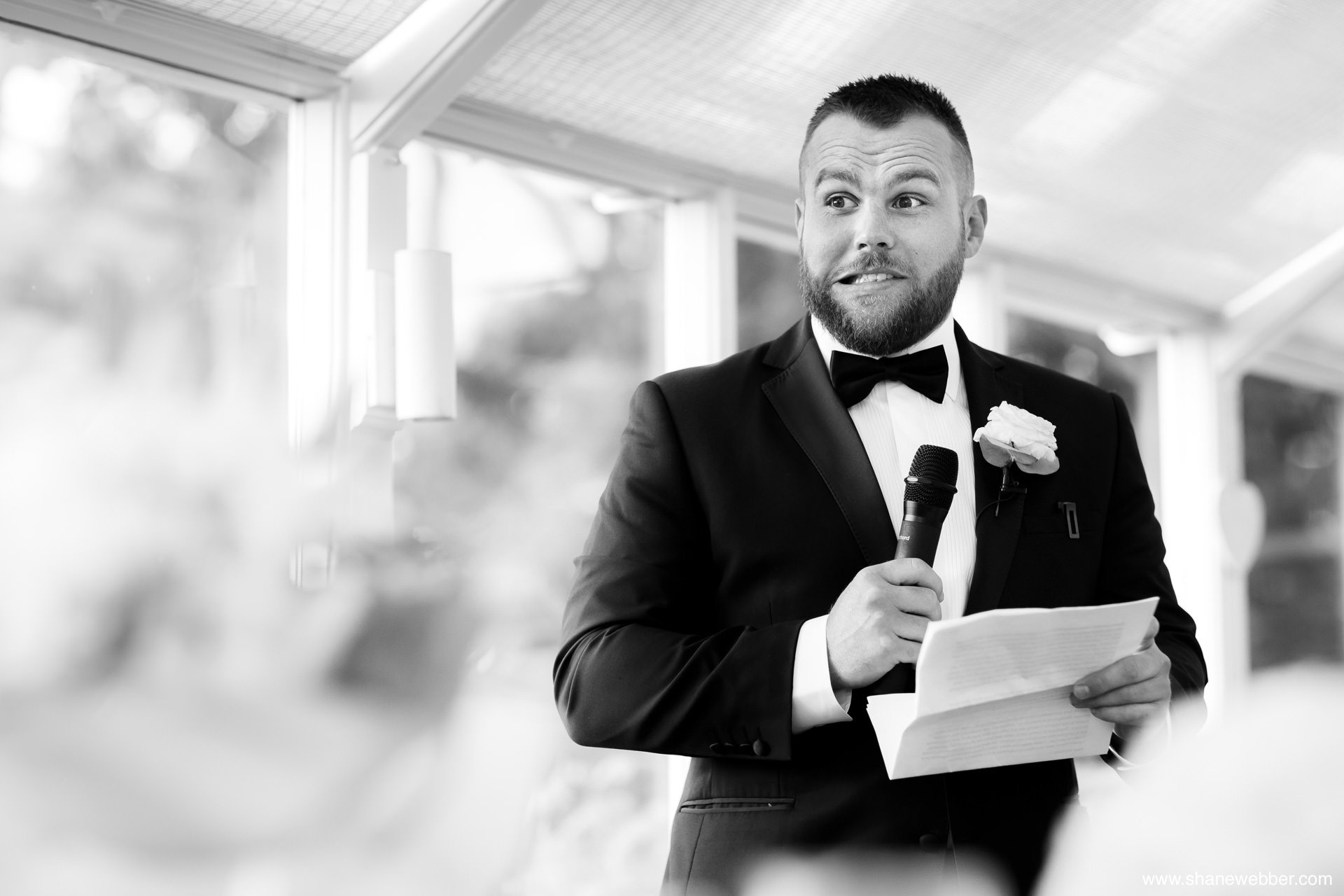 speech wedding photos