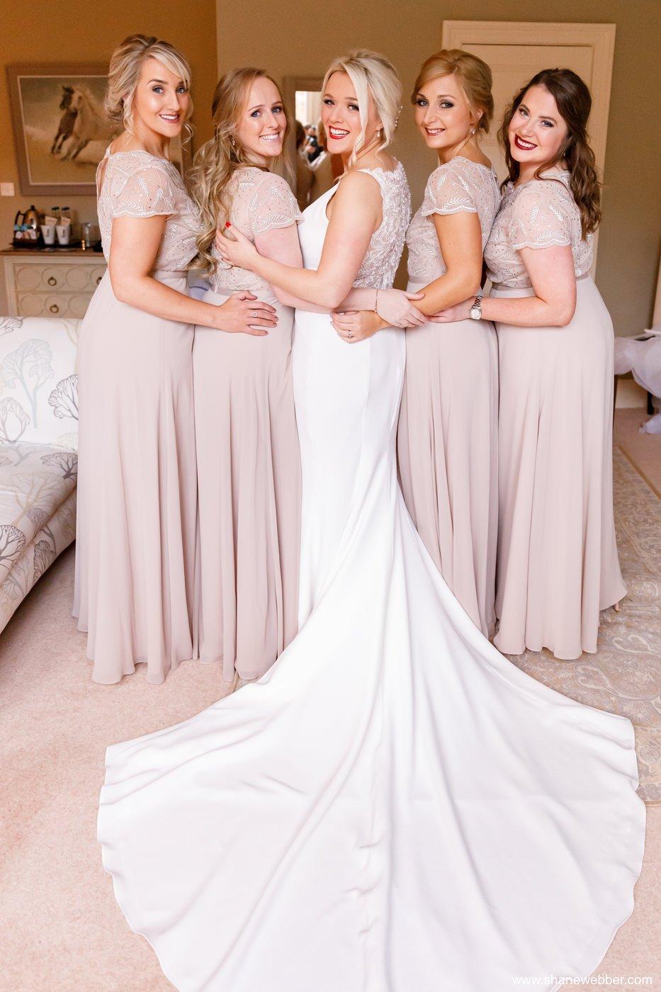 abbeywood estate bridal room