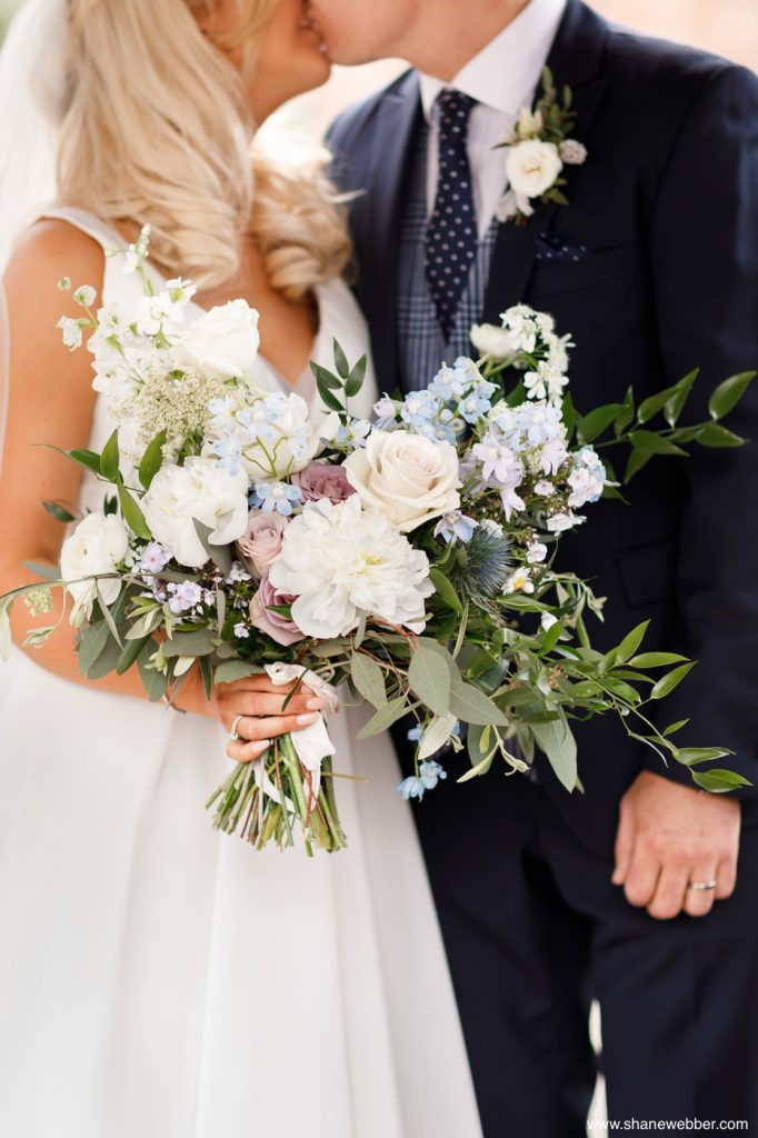 sass flower wedding bouquet