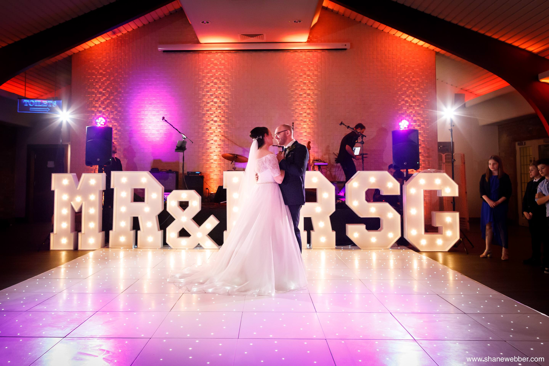 Luxury weddings colshaw hall