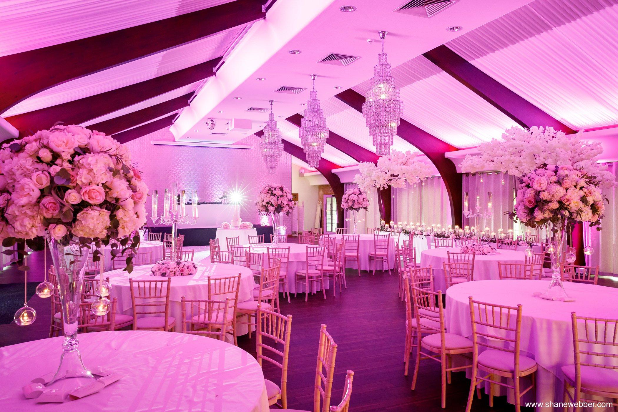 colshaw hall wedding reception