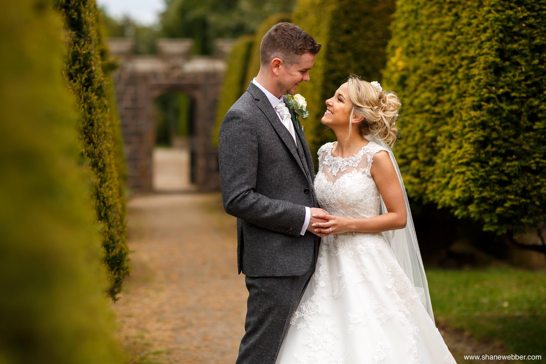 Hoghton Tower wedding photos