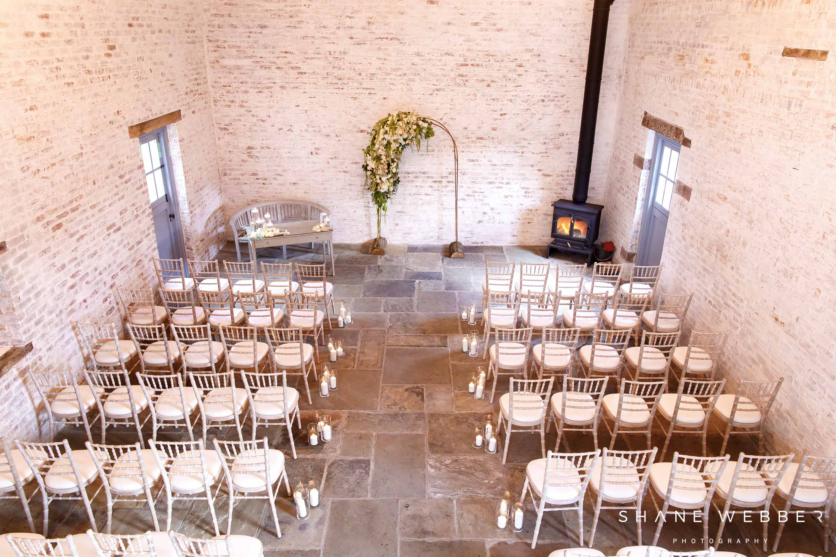 ceremony room dorfold