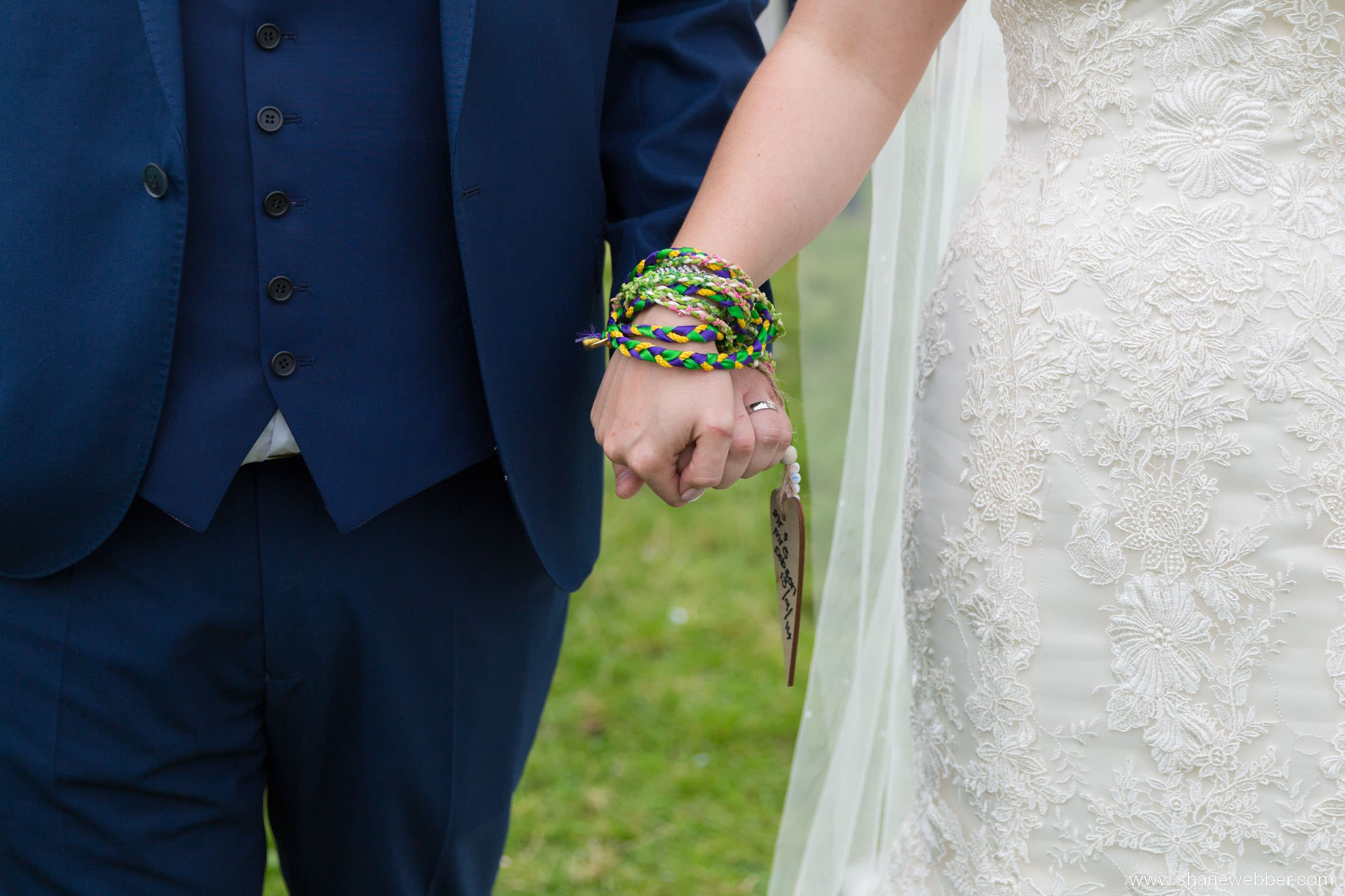 Handfasting ceremony picture
