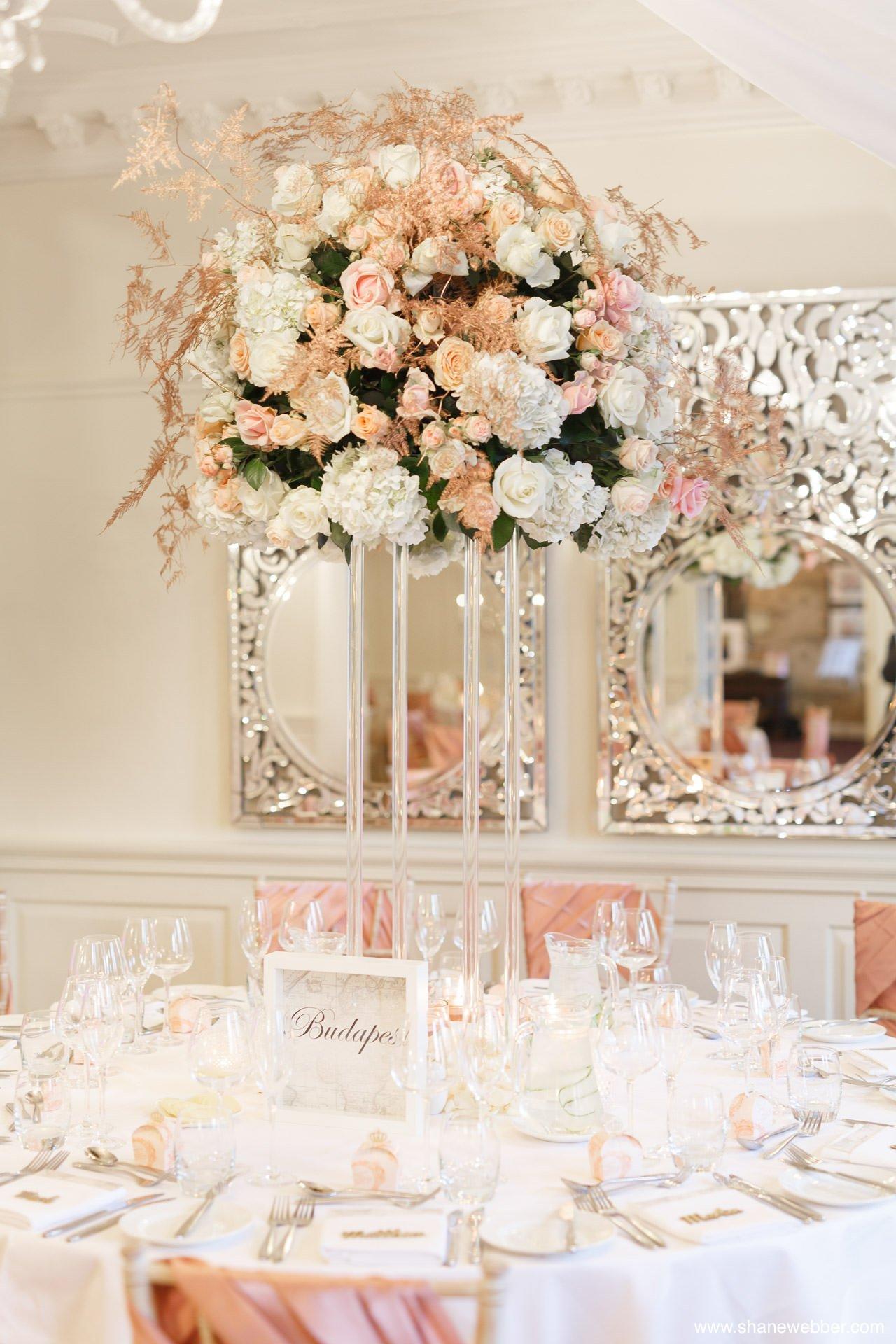 eaves hall wedding reception