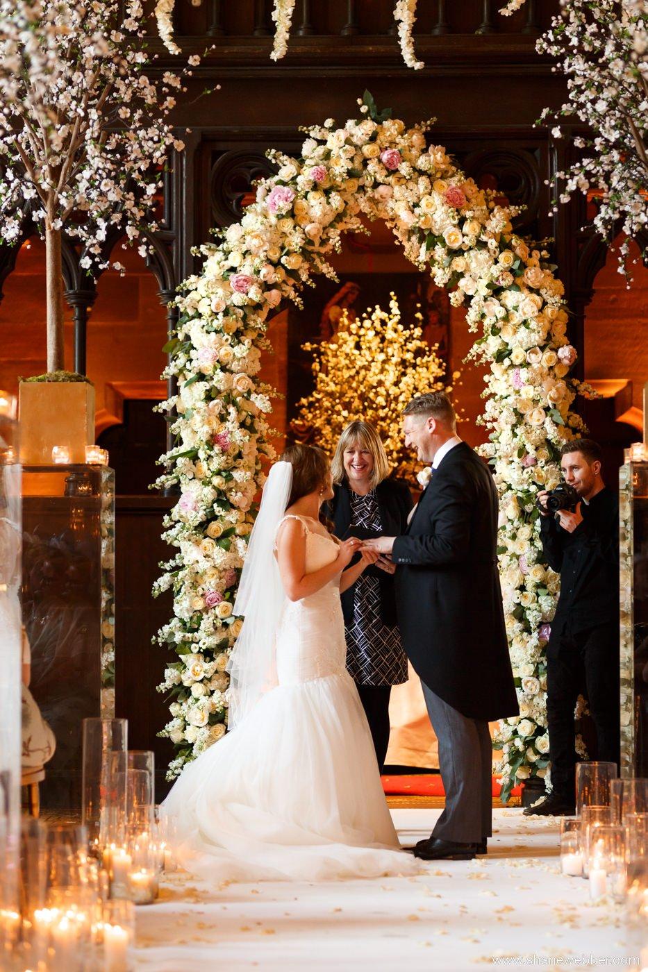 Weddings at Peckforton