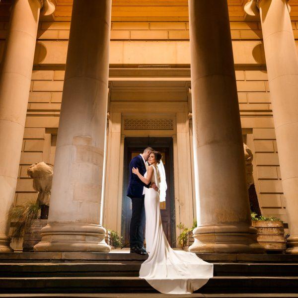 Rebecca & James - Brides Up North