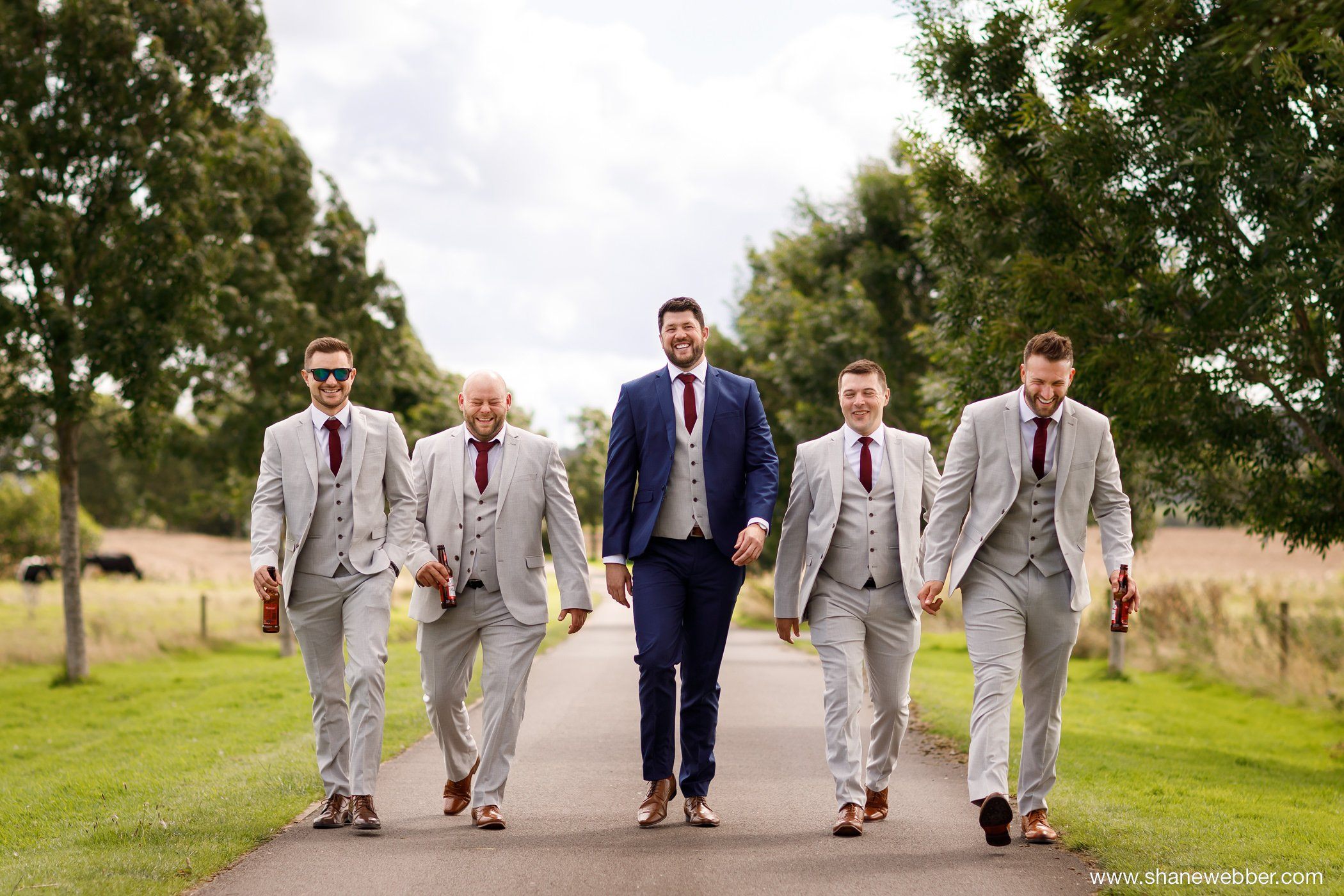 the ashes barns wedding
