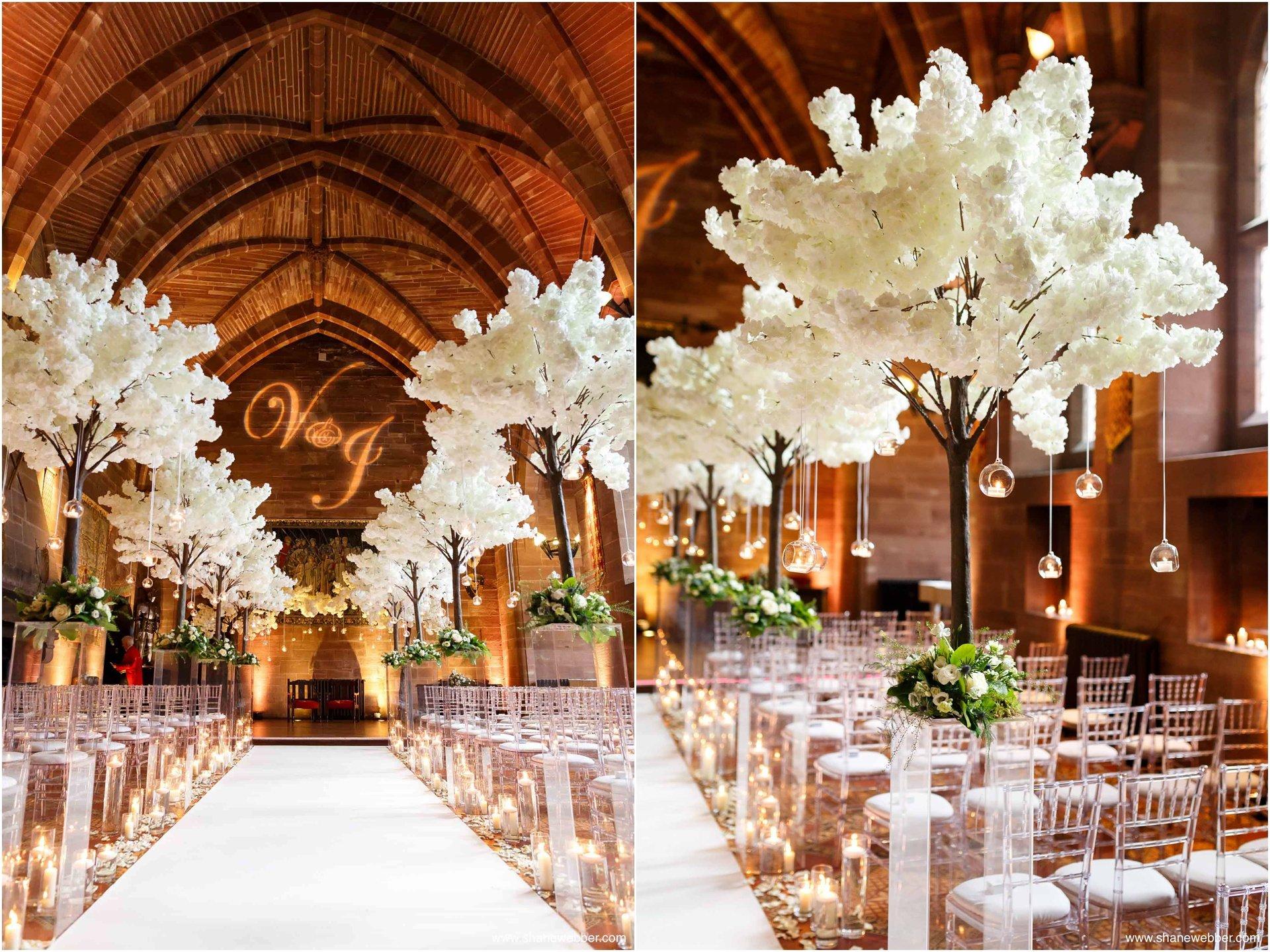 luxury wedding peckforton castle