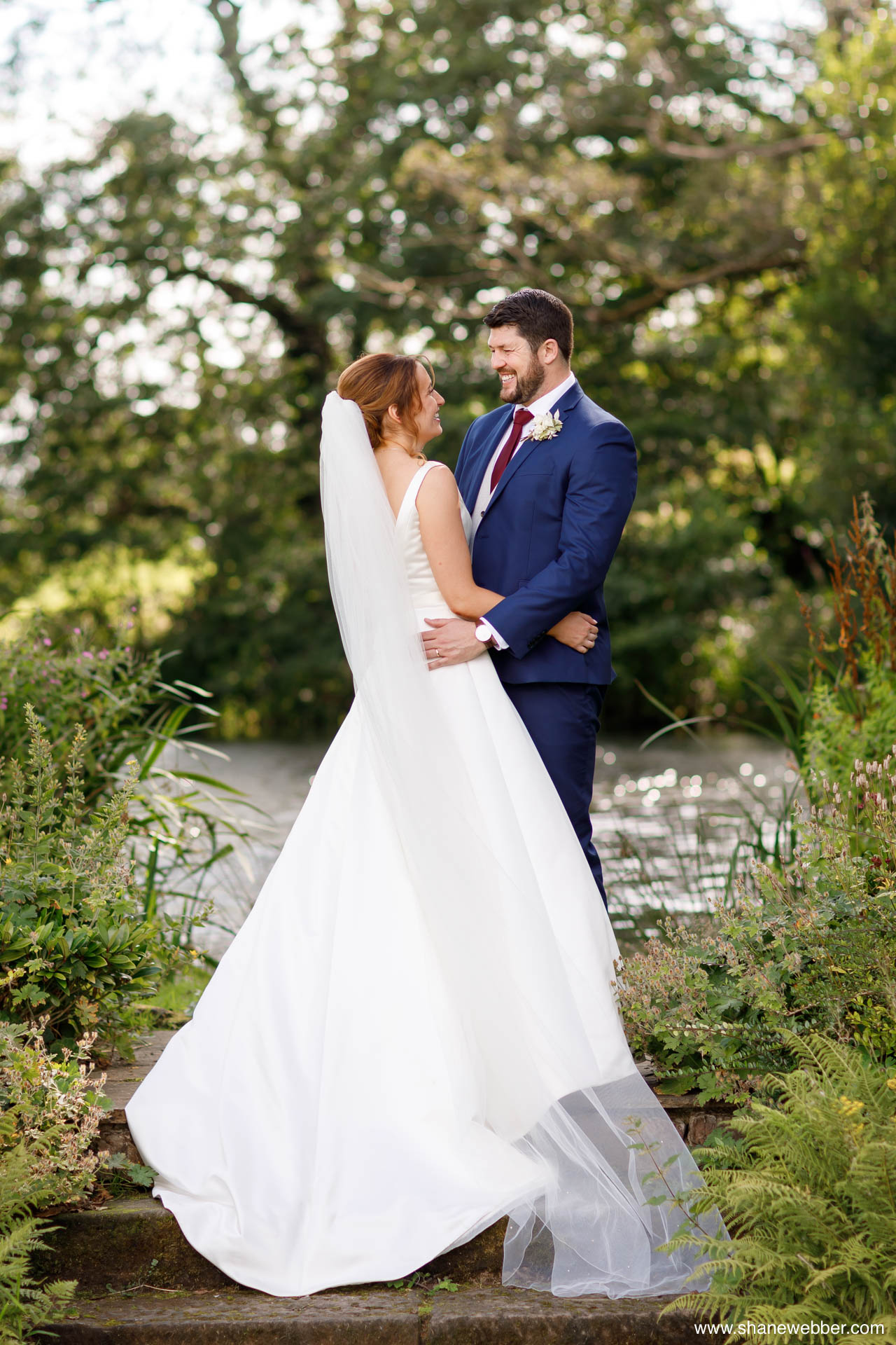 the ashes barns wedding photography