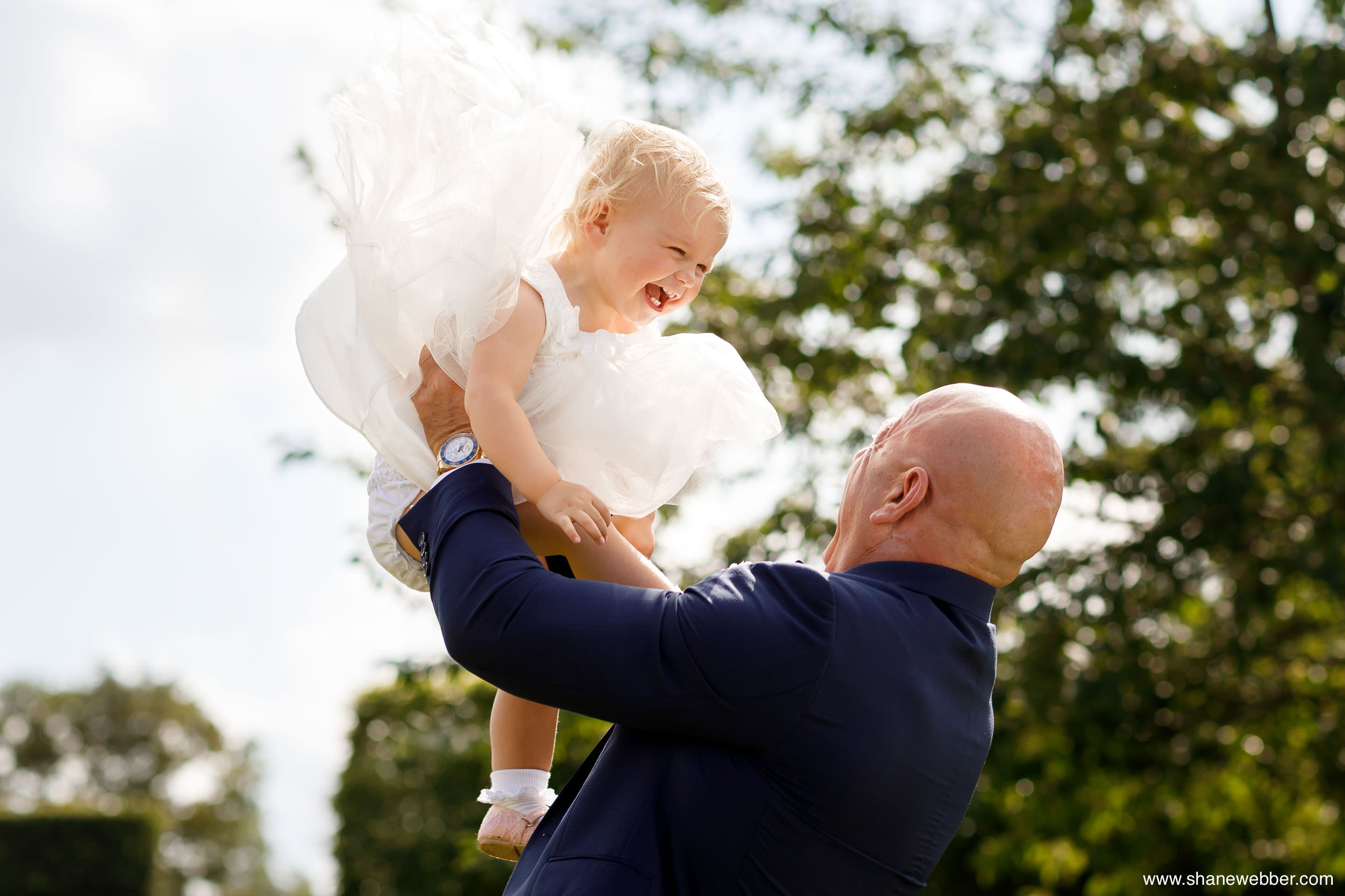 natural wedding pictures