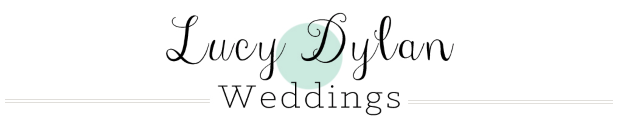 Lucy Dylan weddings