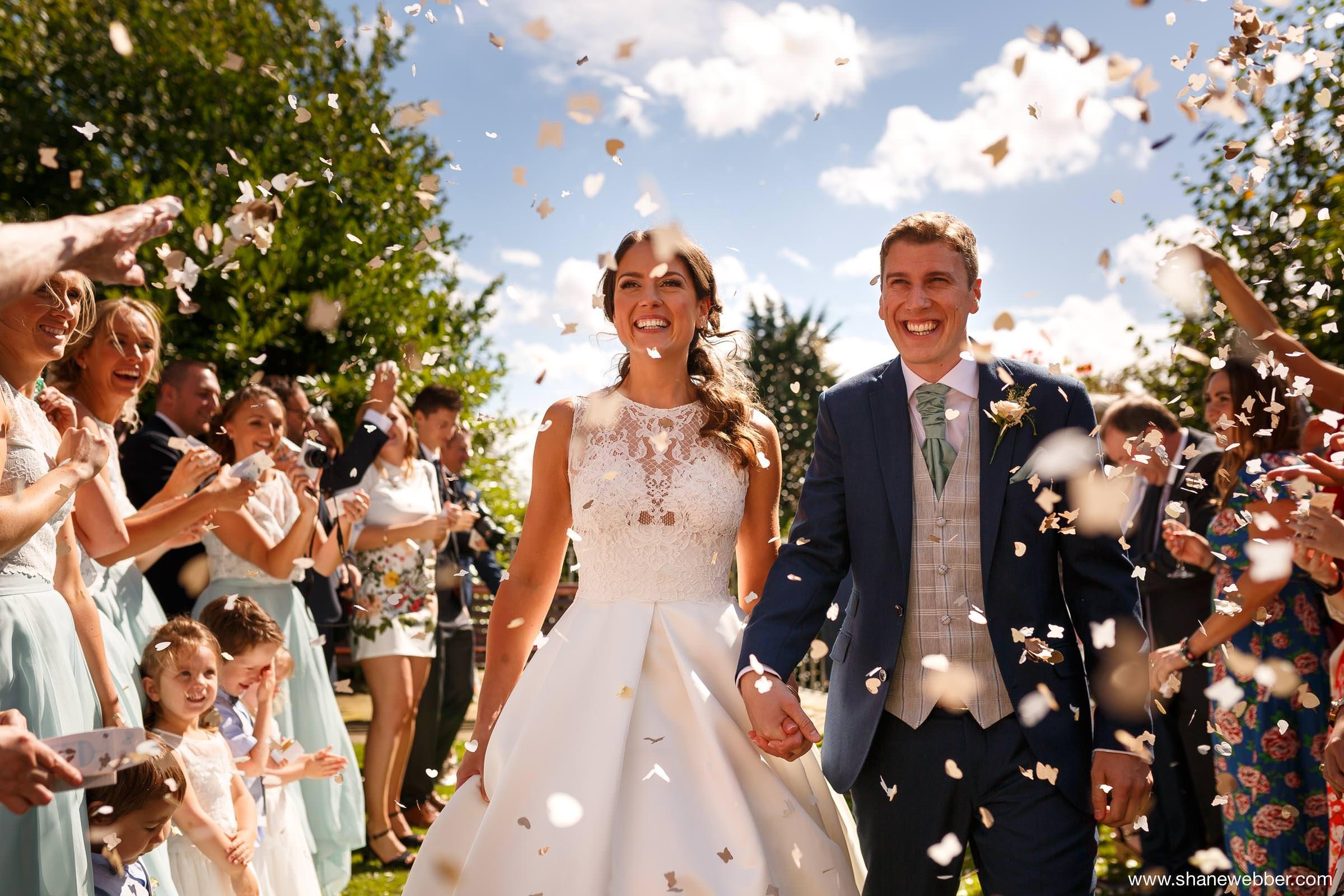 Grange Hotel Wedding Photography