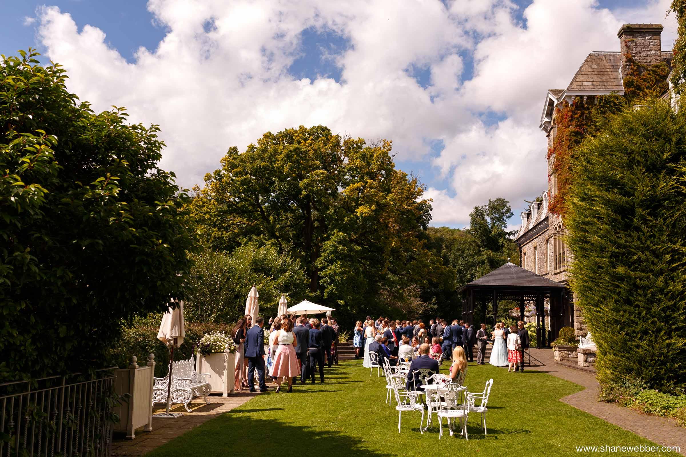 grange hotel wedding reception