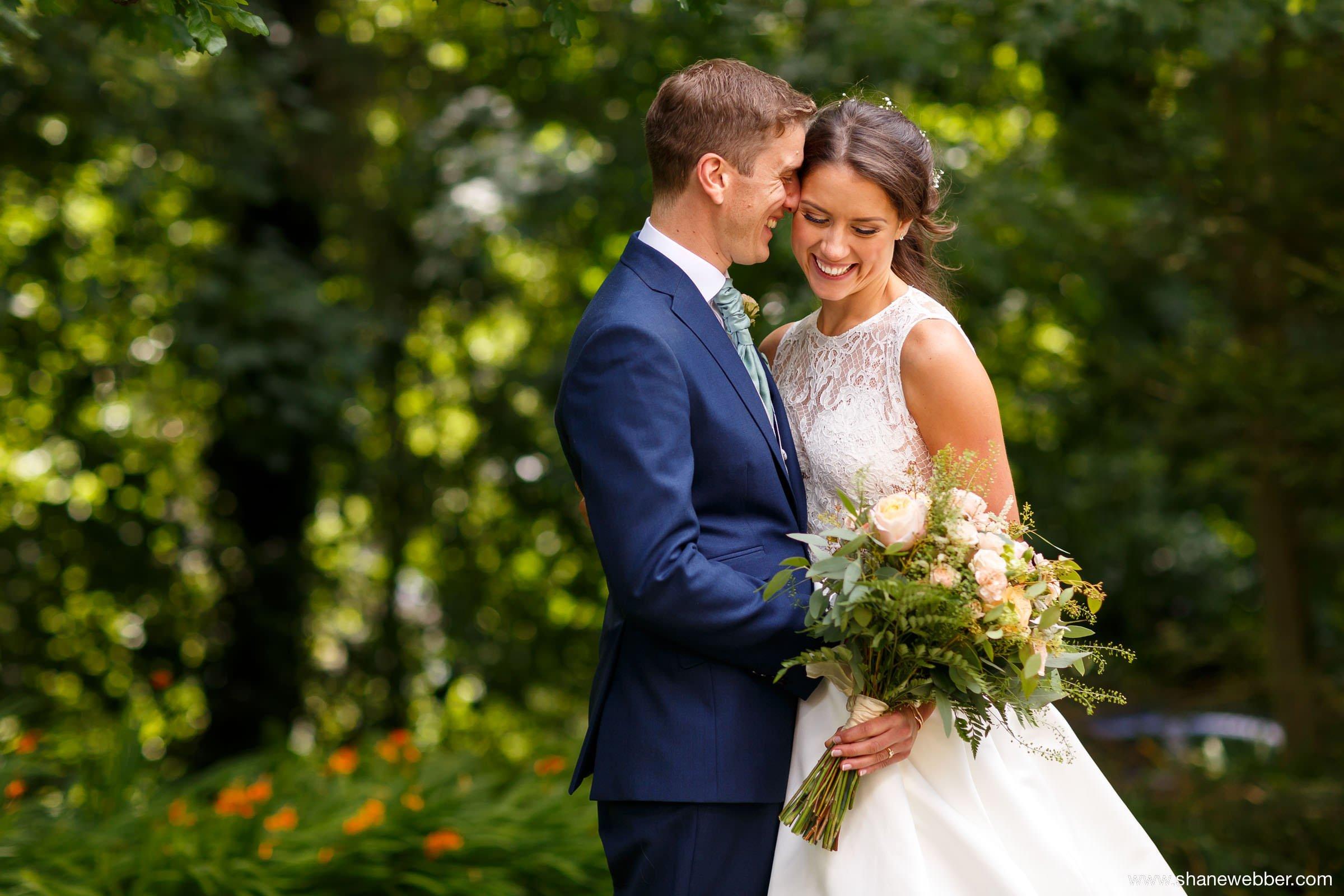 grange wedding photo