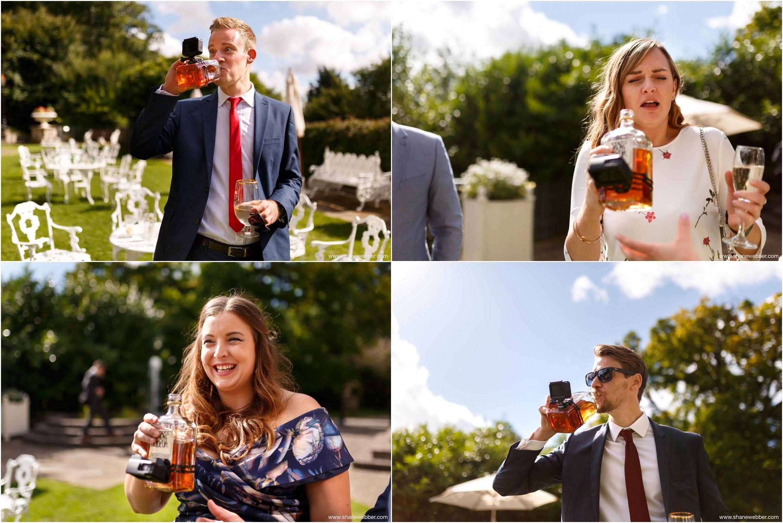 go pro whisky wedding