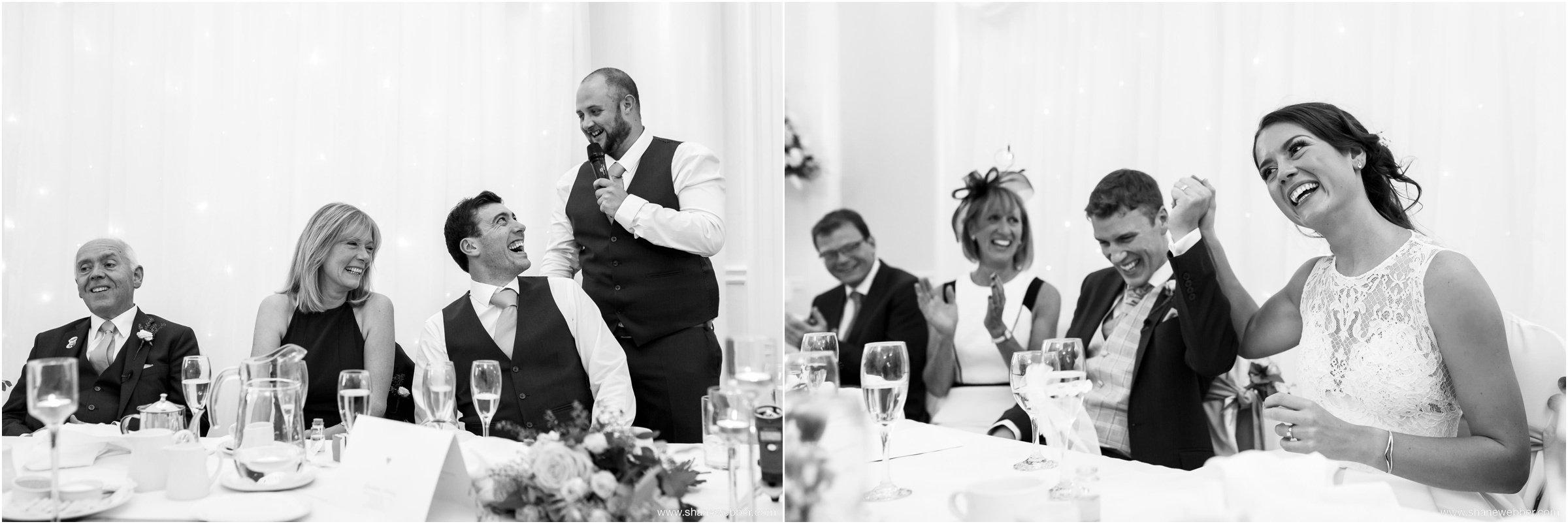 wedding photography speeches