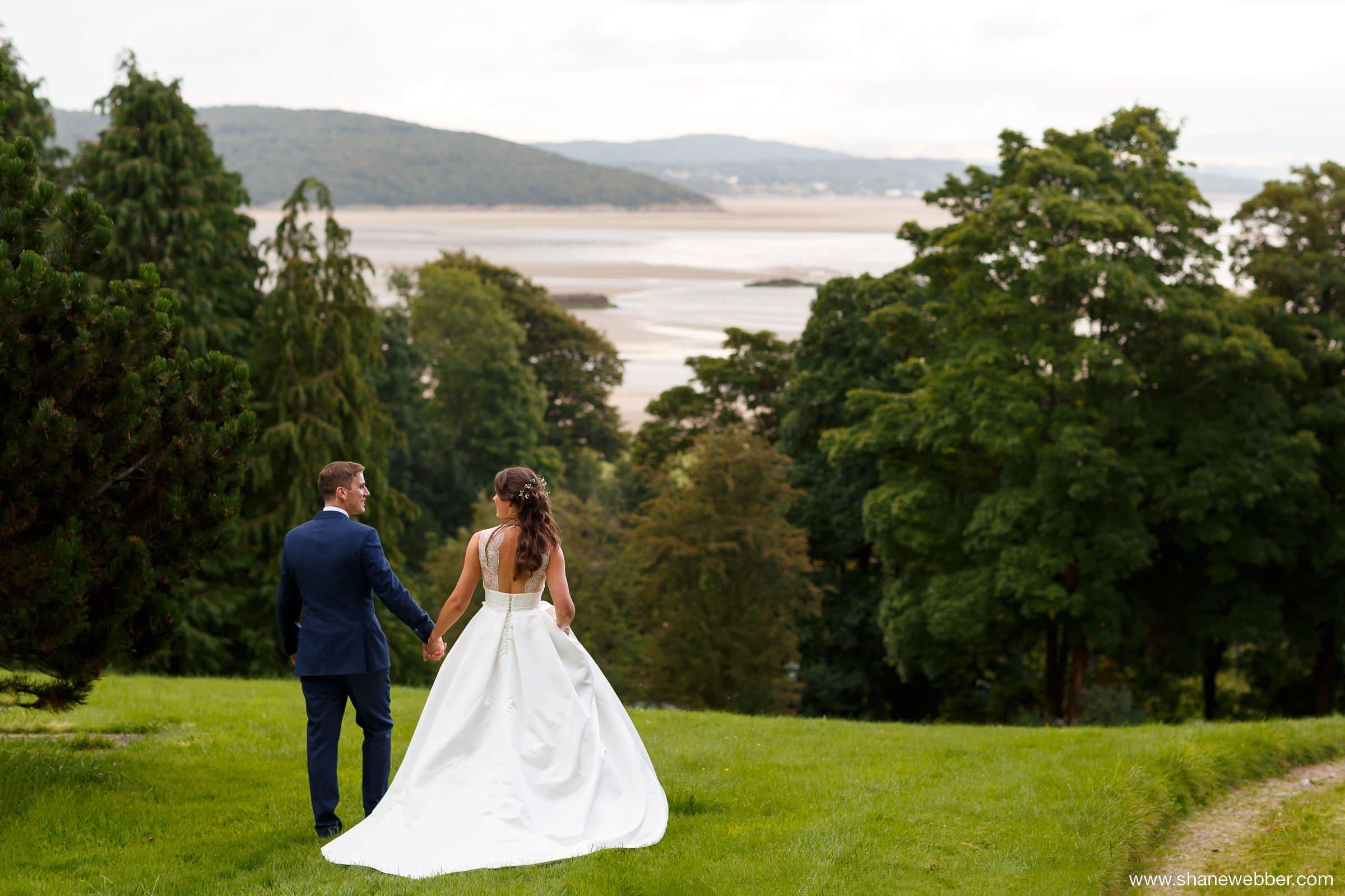 lake disturb wedding photography