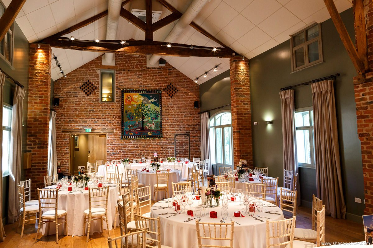 Arley Hall Wedding