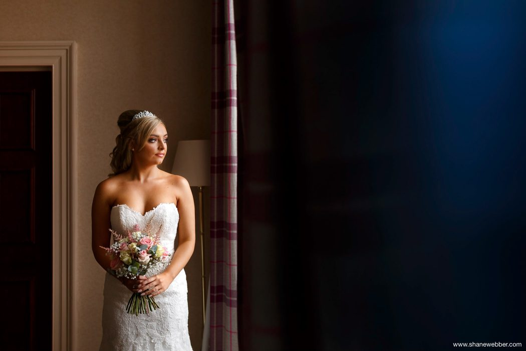 bridal portraiture