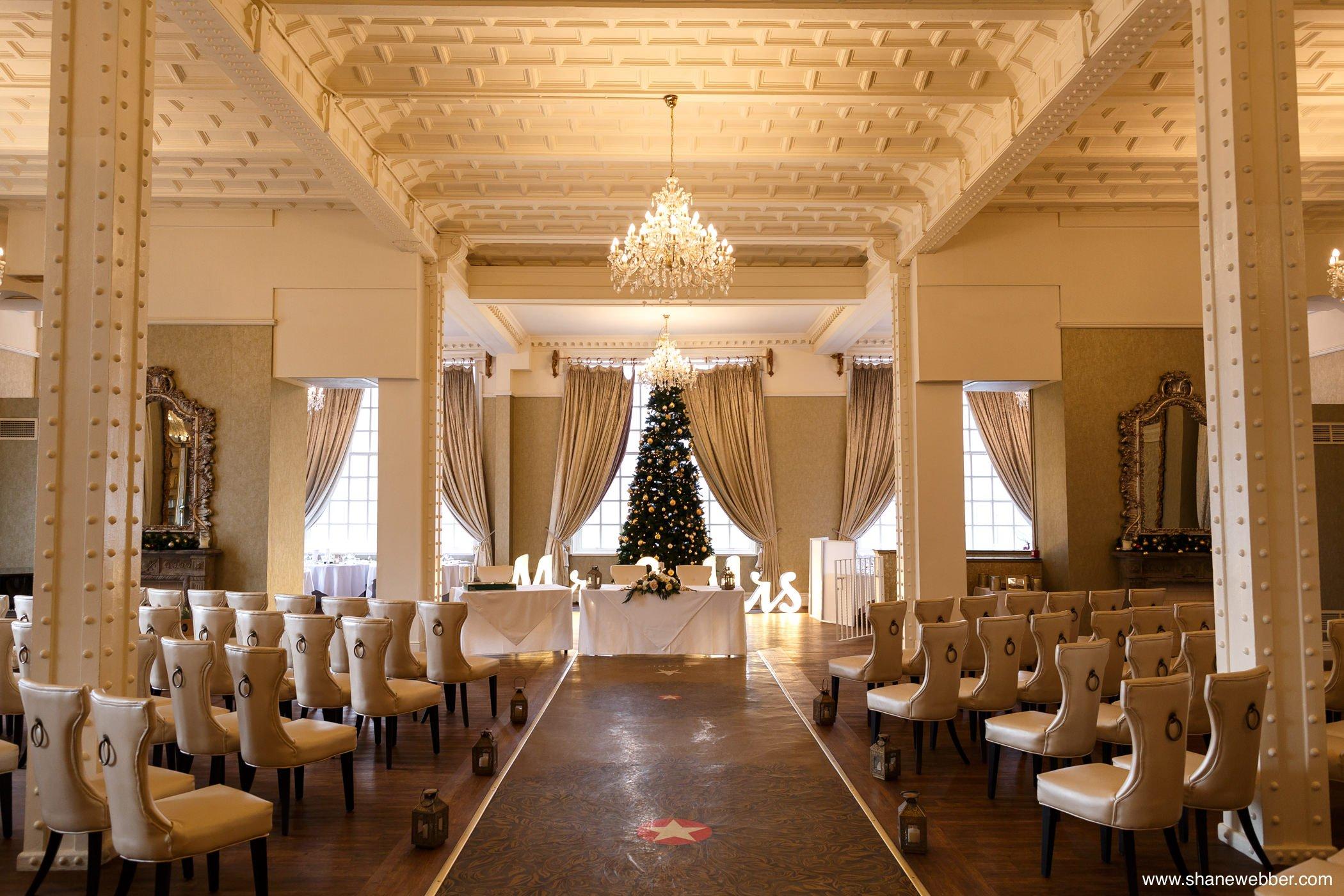 Christmas wedding 30 james street