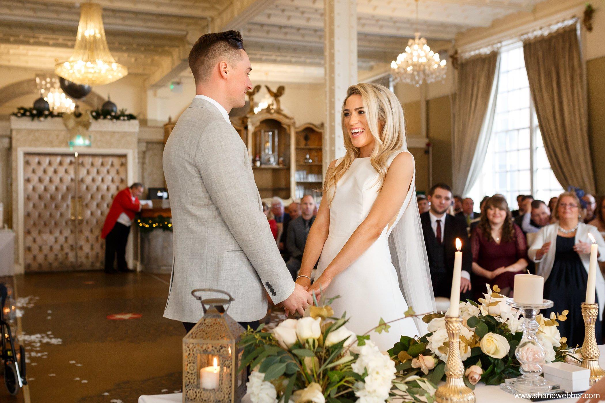 wedding ceremony 30 james street