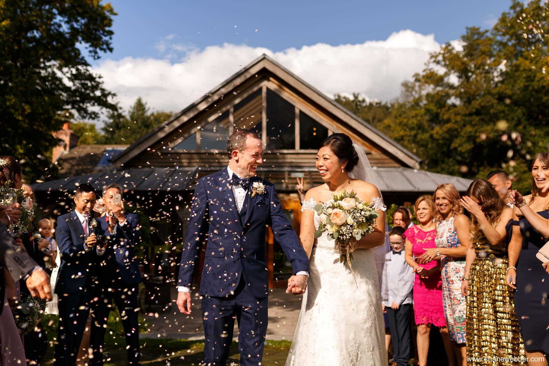 Best Oak Tree Of Peover wedding photos