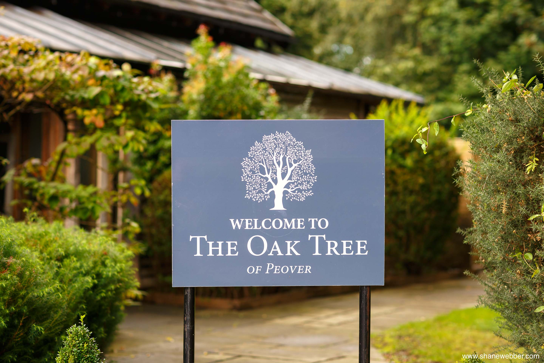 Oak Tree Of Peover wedding venue