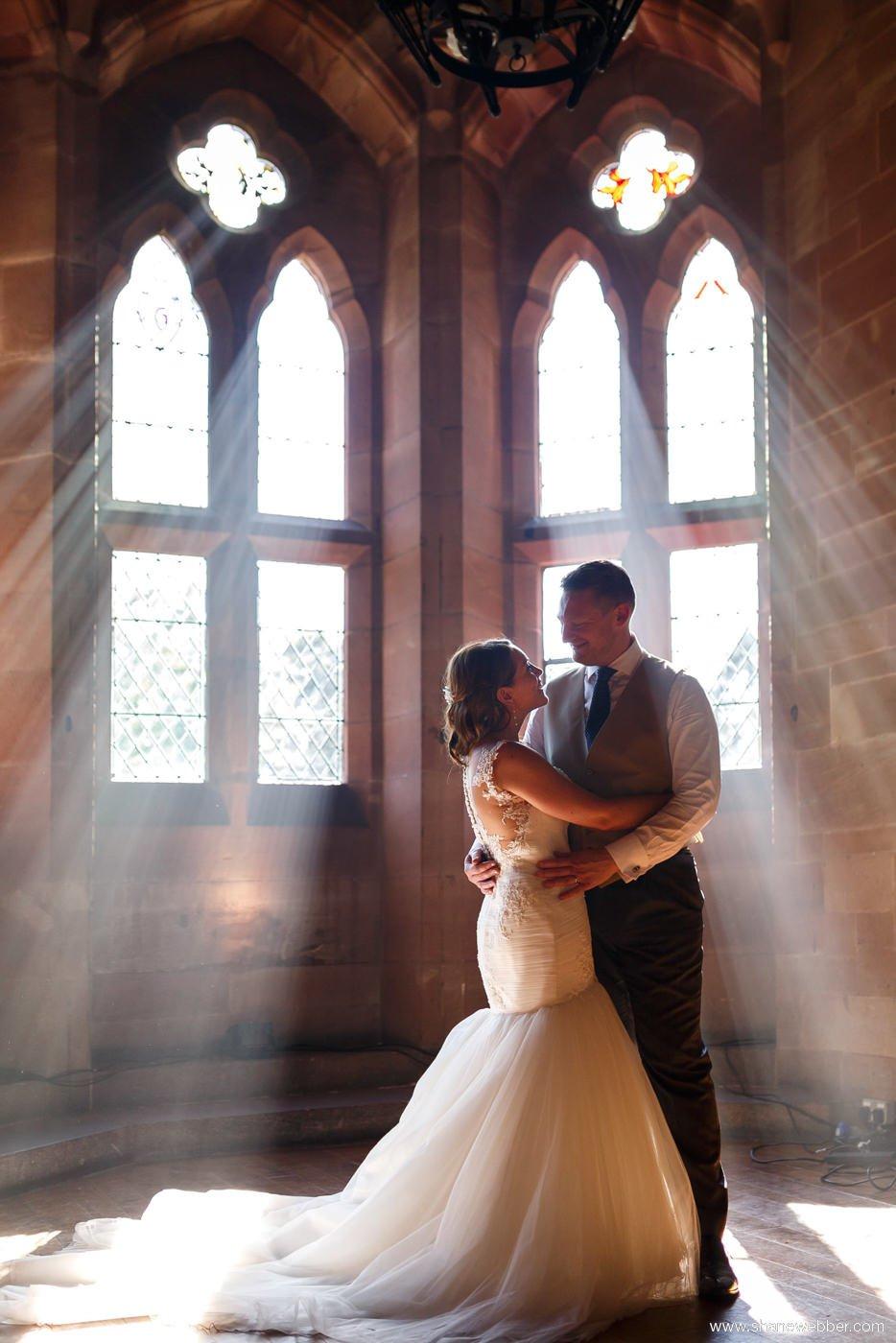 Eastnor castle wedding photos