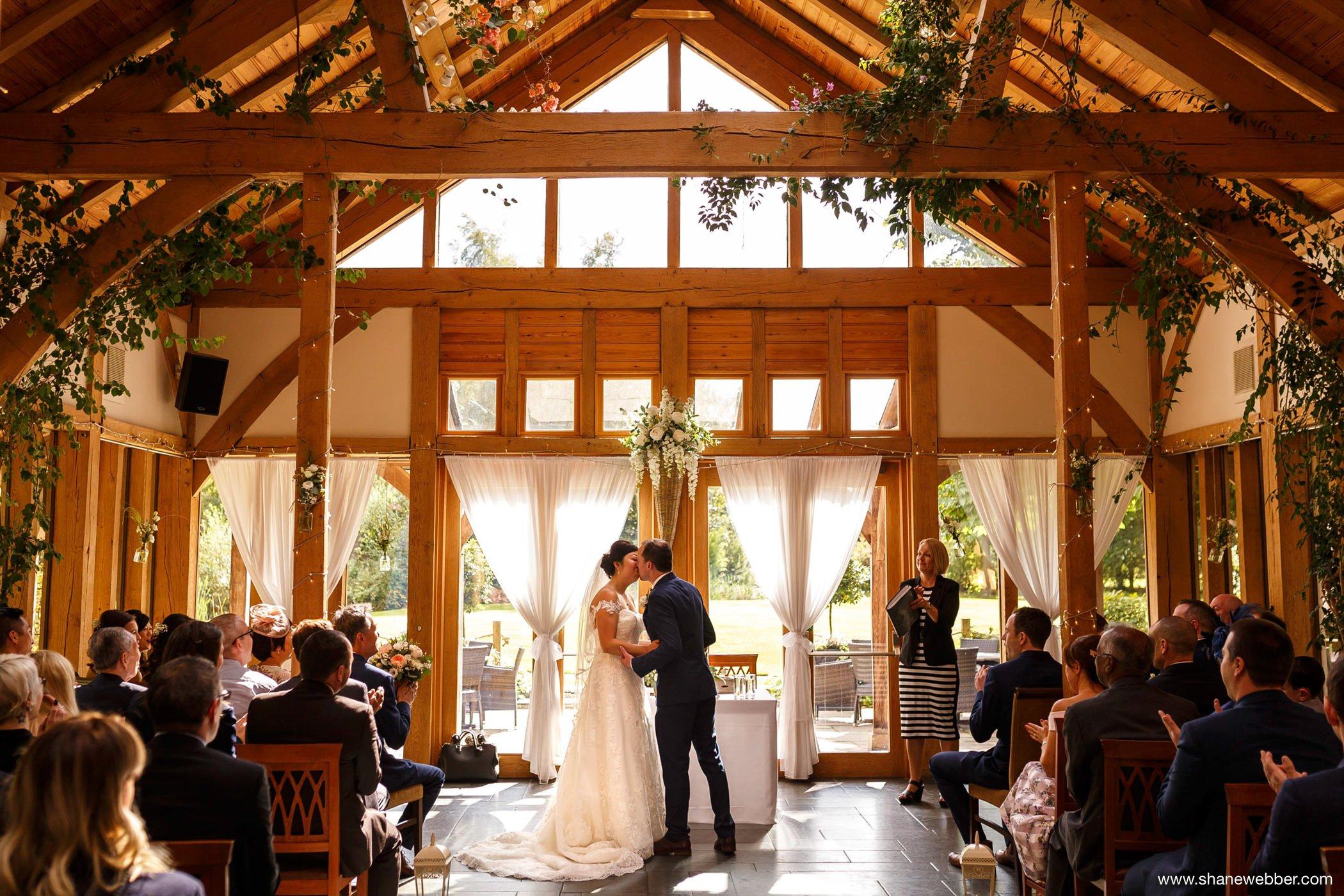 oak tree of peover wedding photography