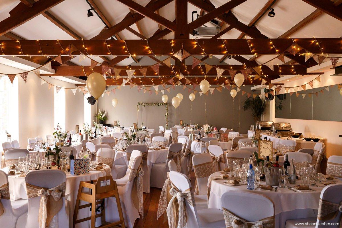 castlefield rooms reception