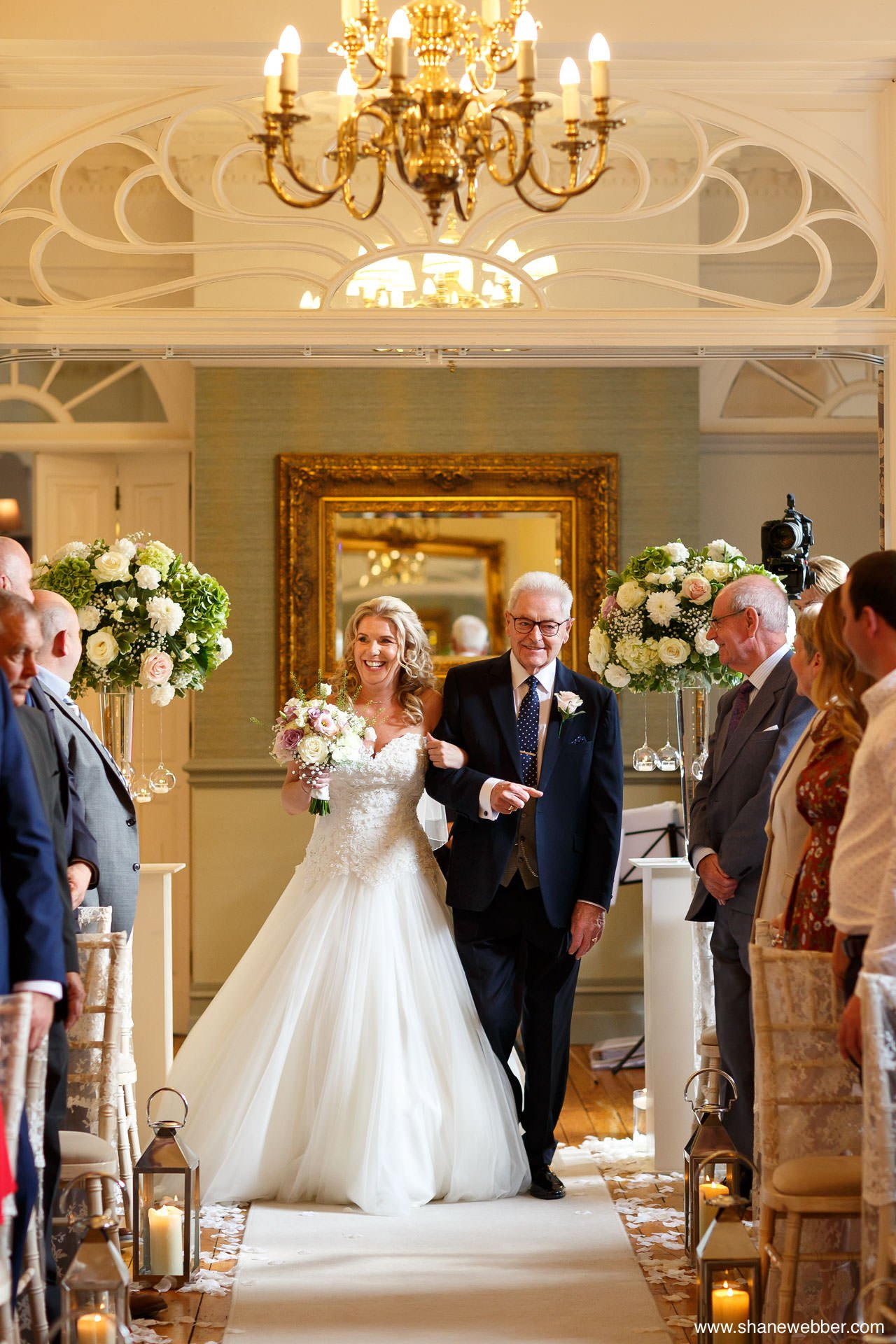 wedding ceremonies nunsmere hall