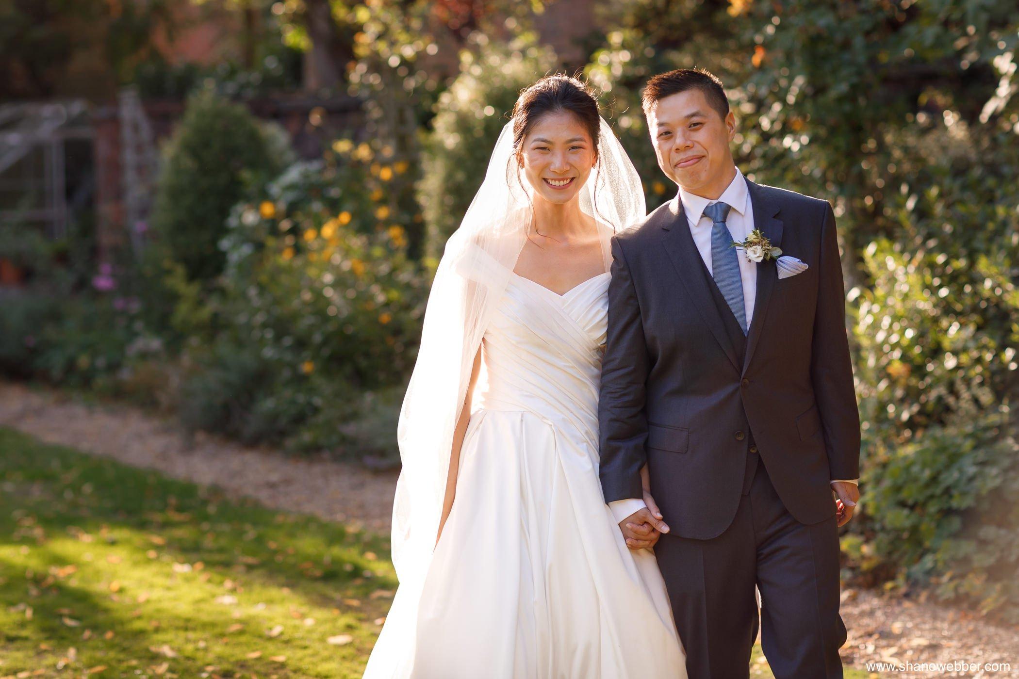 The Mere Court Wedding