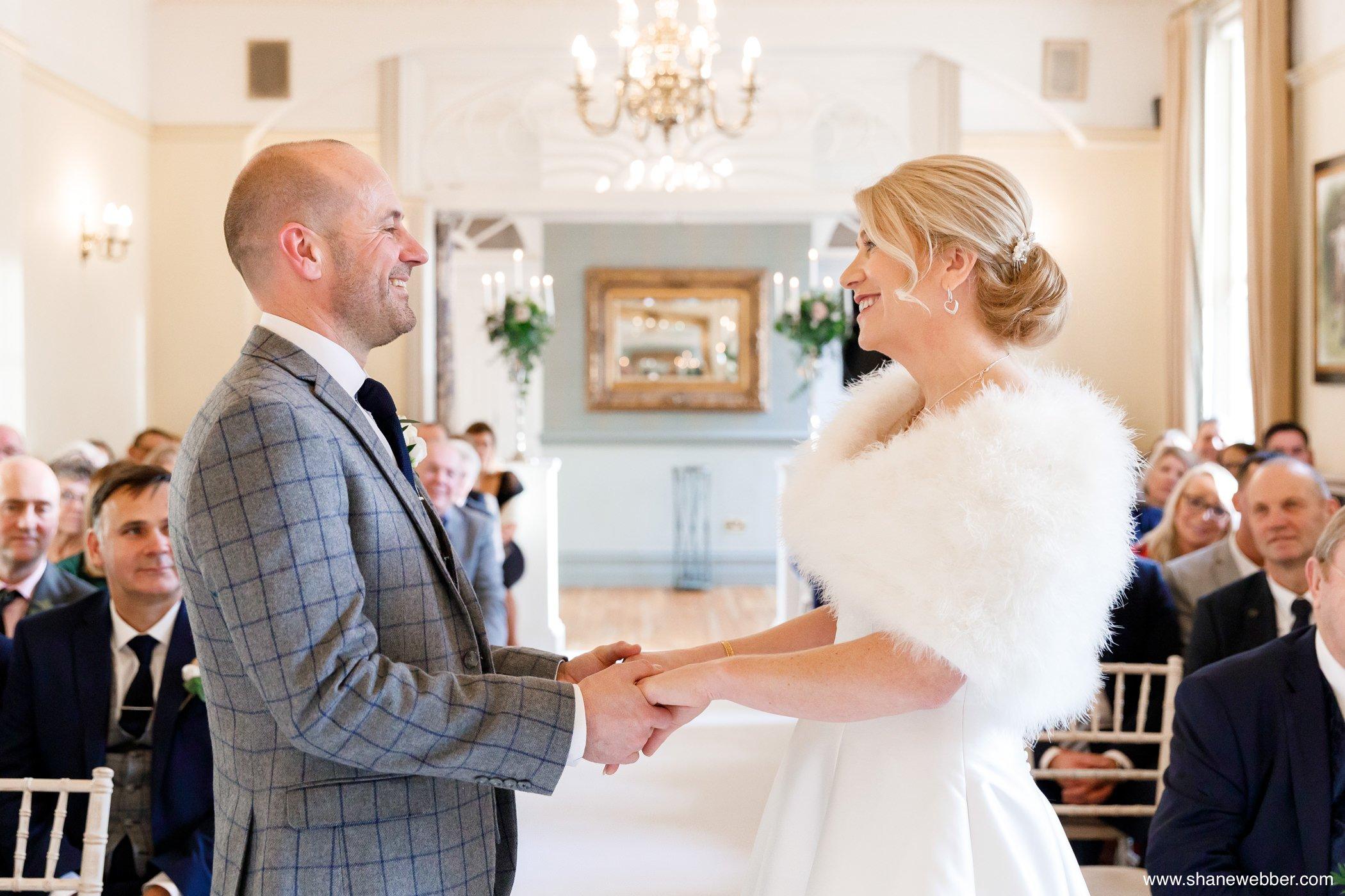 The Mere Court wedding photographer