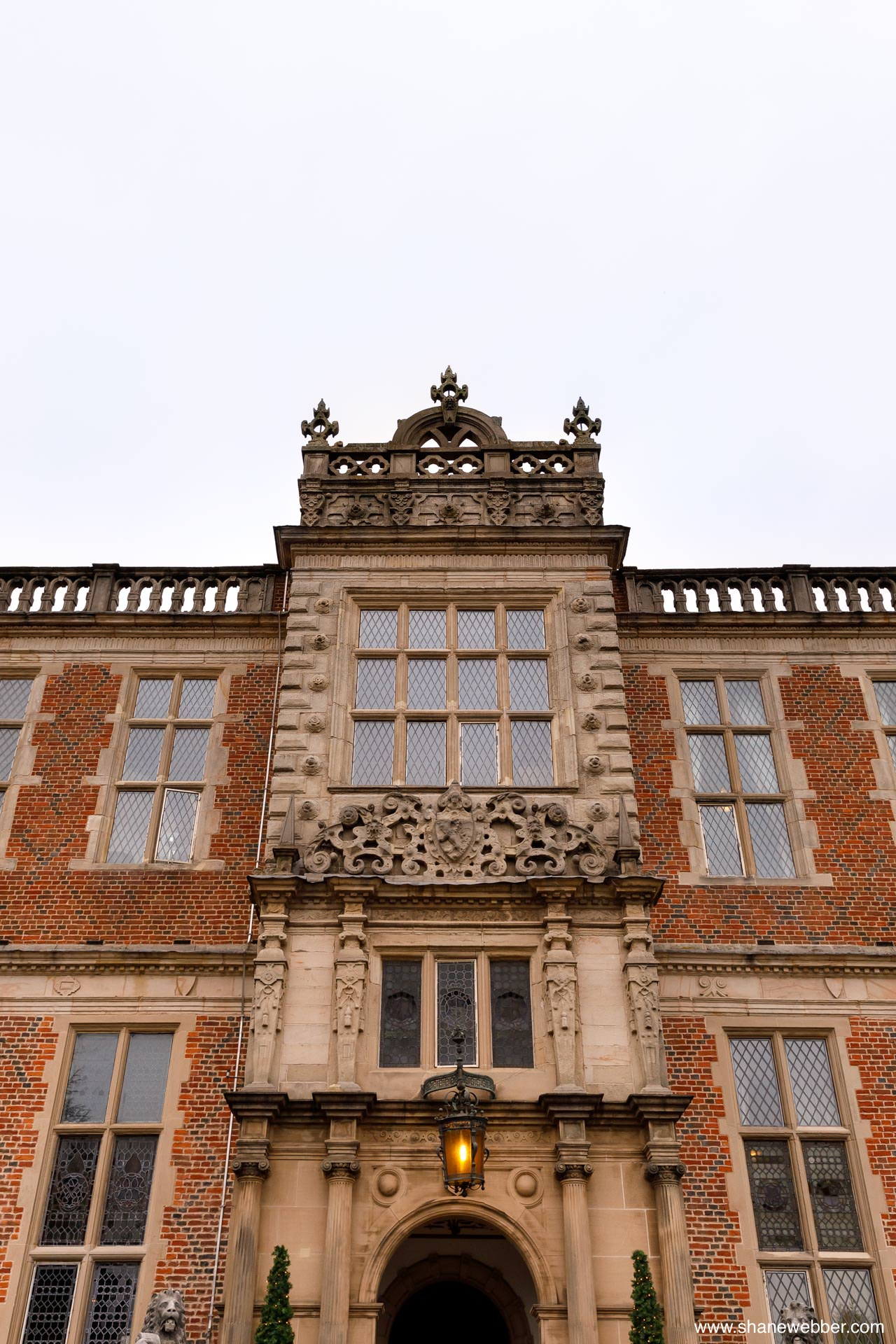 Cheshire wedding venue Crewe Hall