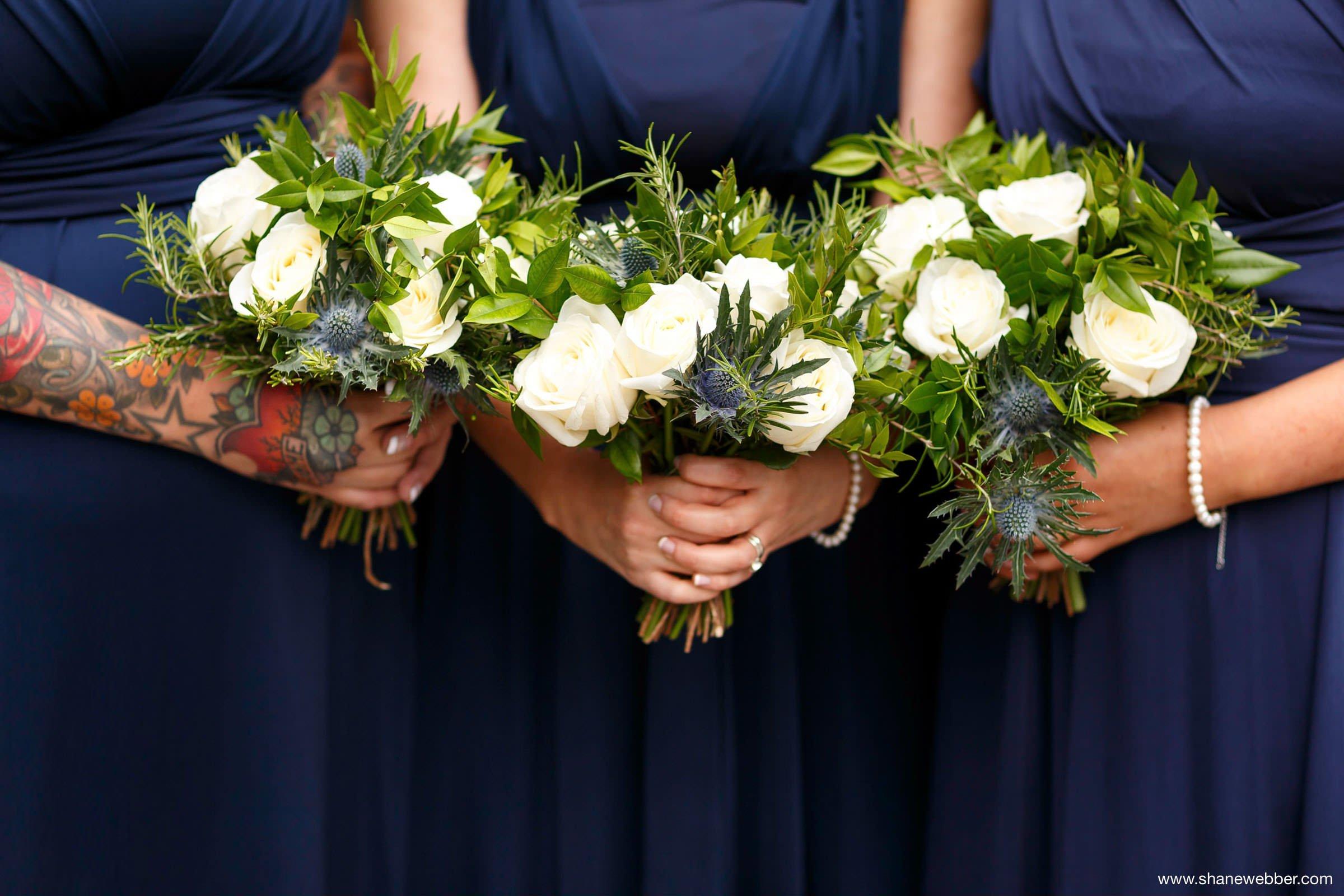 scottish wedding bouquets