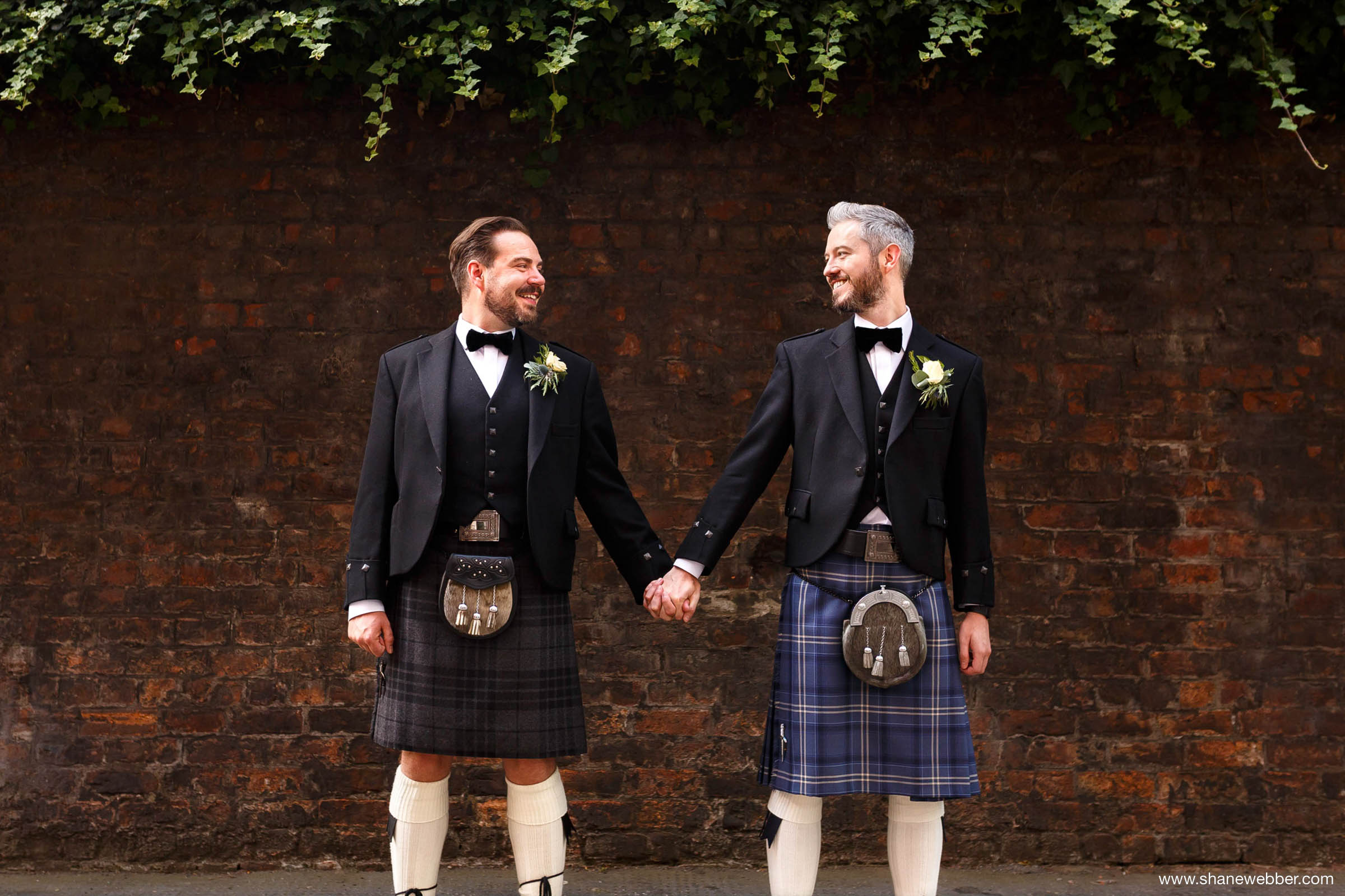 traditional scottish wedding kilts