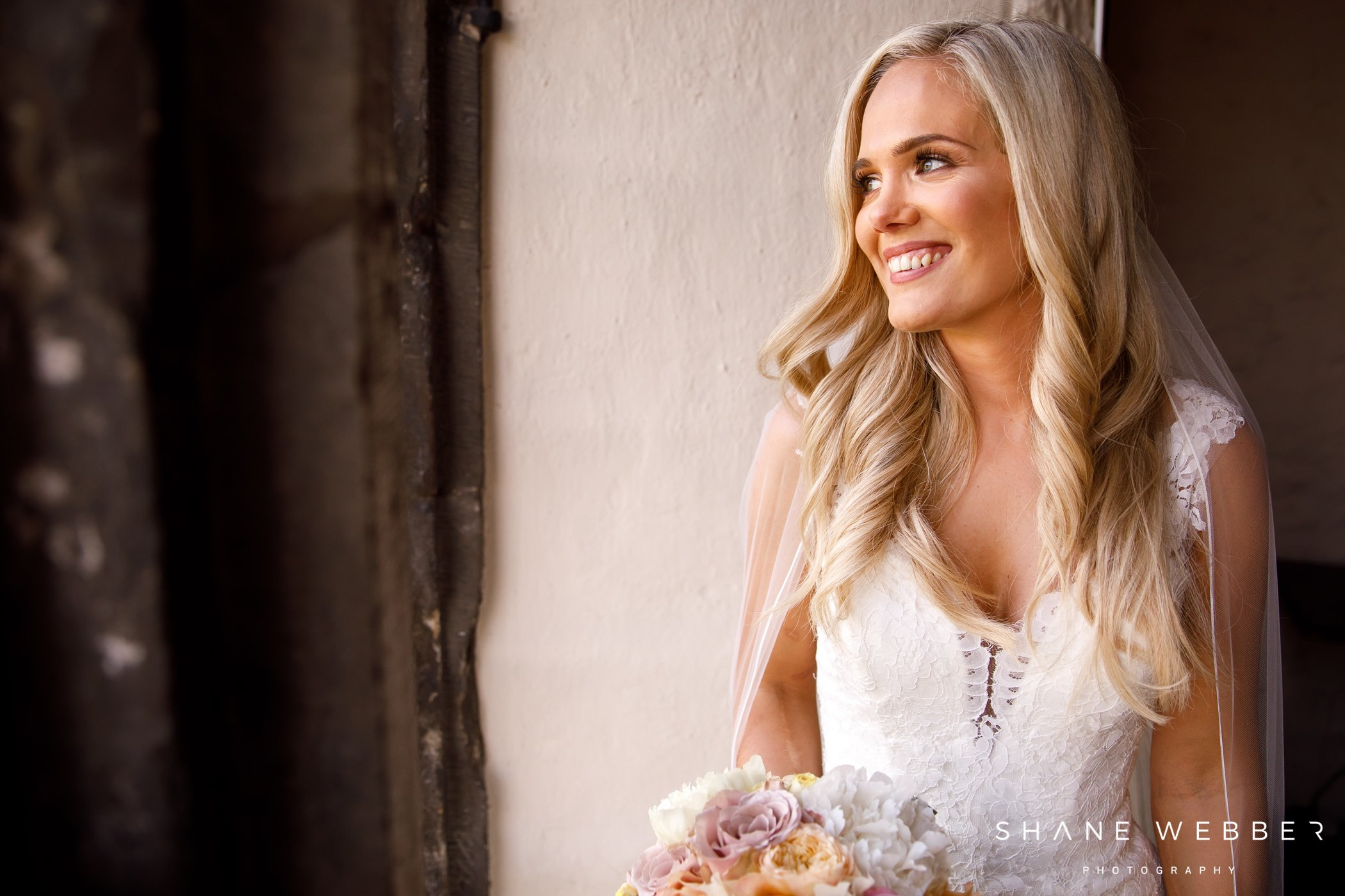 Allerton Castle bridal preparation