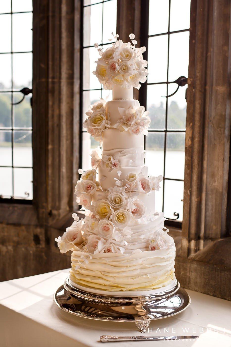Allerton Castle cake